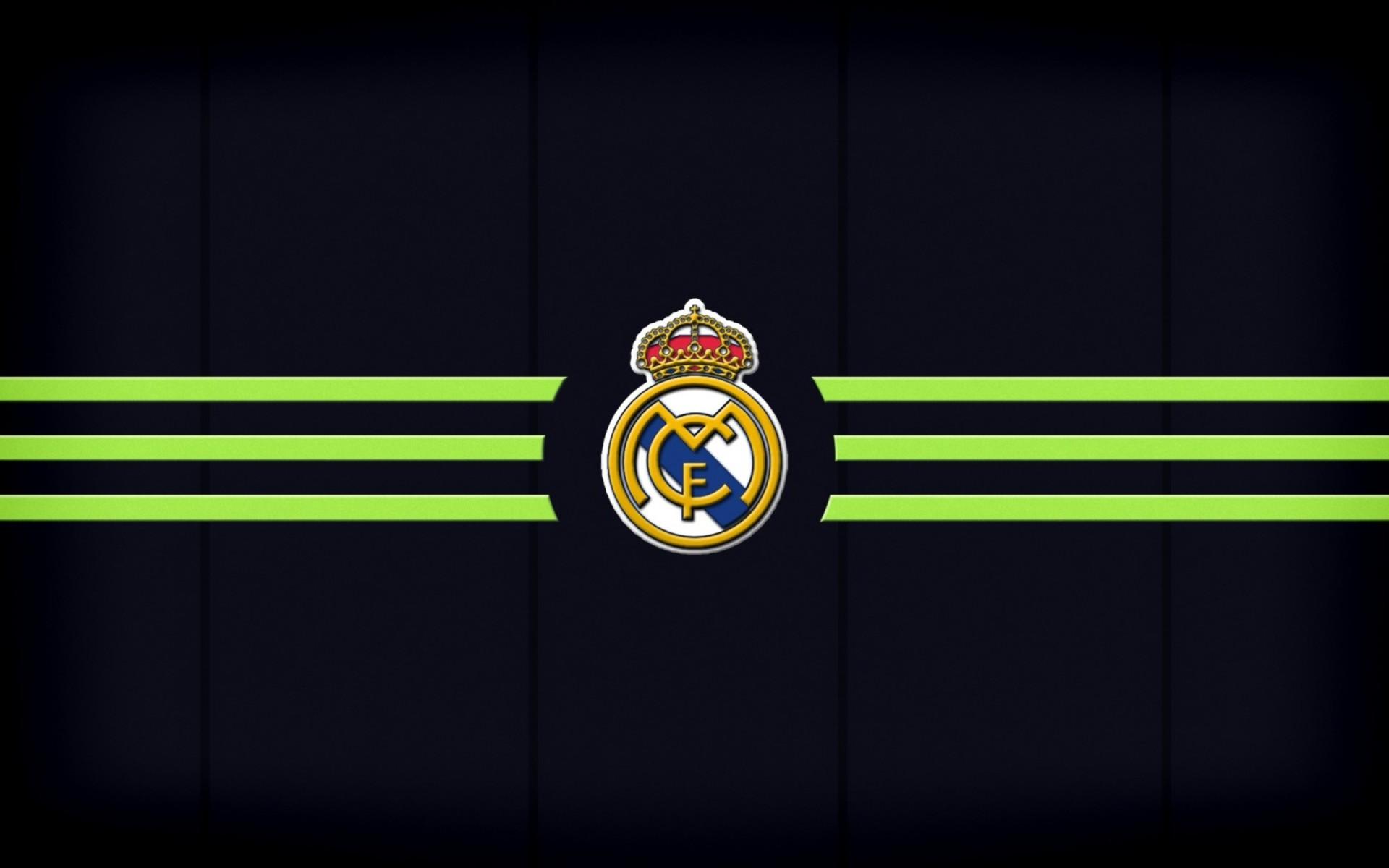 Res: 1920x1200, Sport - Real Madrid C.F. Real Madrid Logo Wallpaper