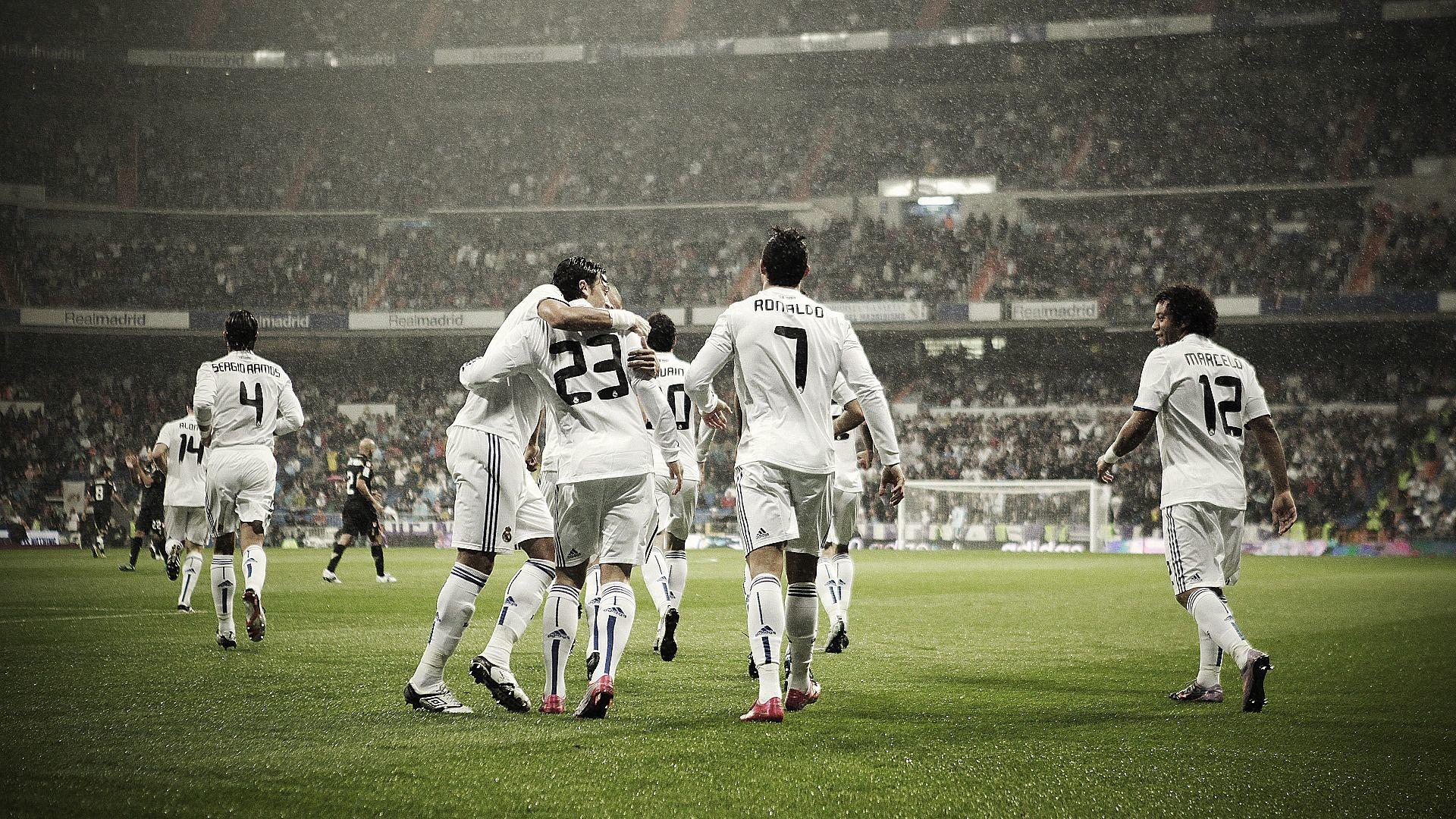 Res: 1920x1080, Real Madrid Logo Wallpaper HD