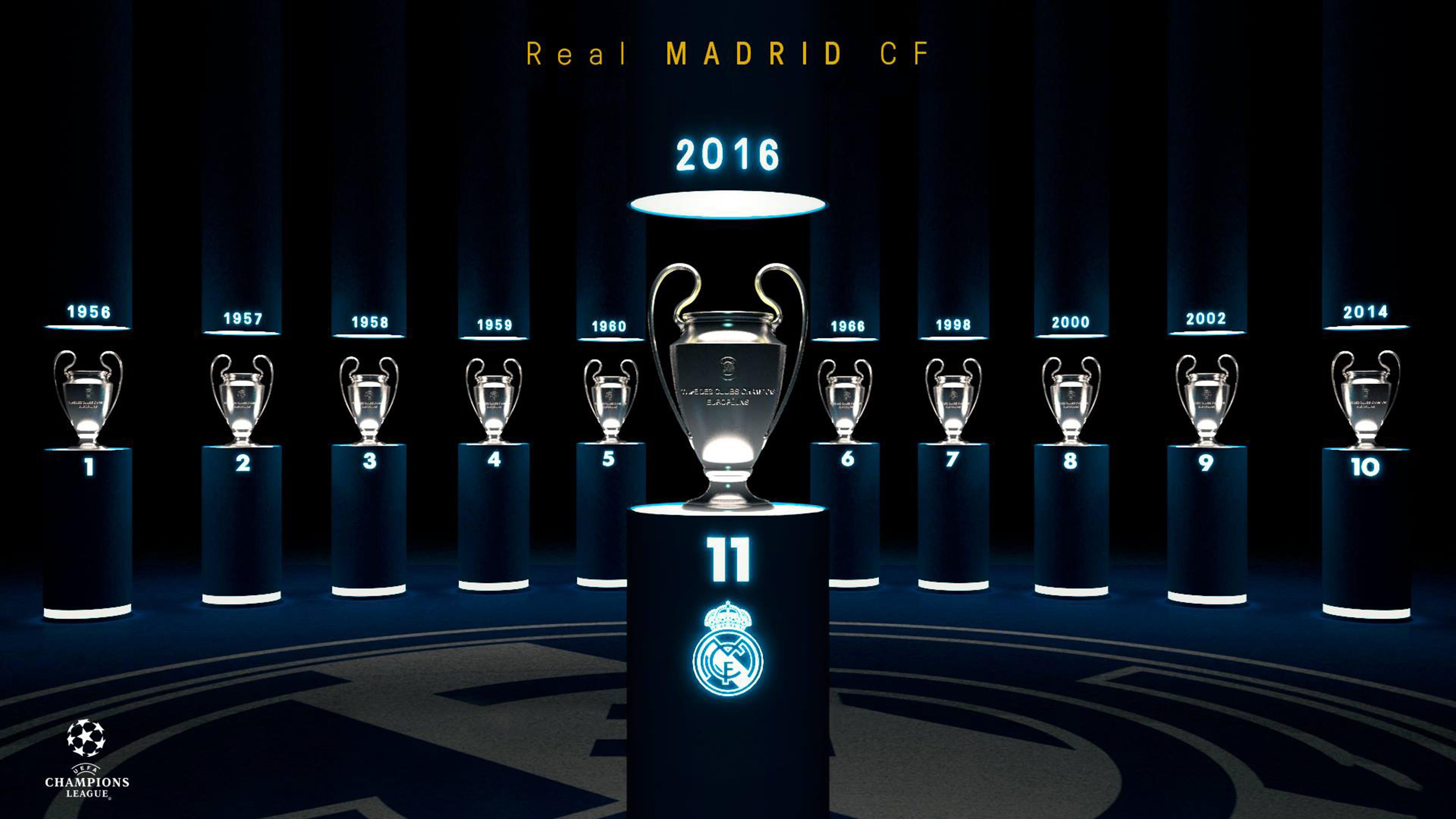 Res: 3840x2160, Sports - Real Madrid C.F. Football Wallpaper
