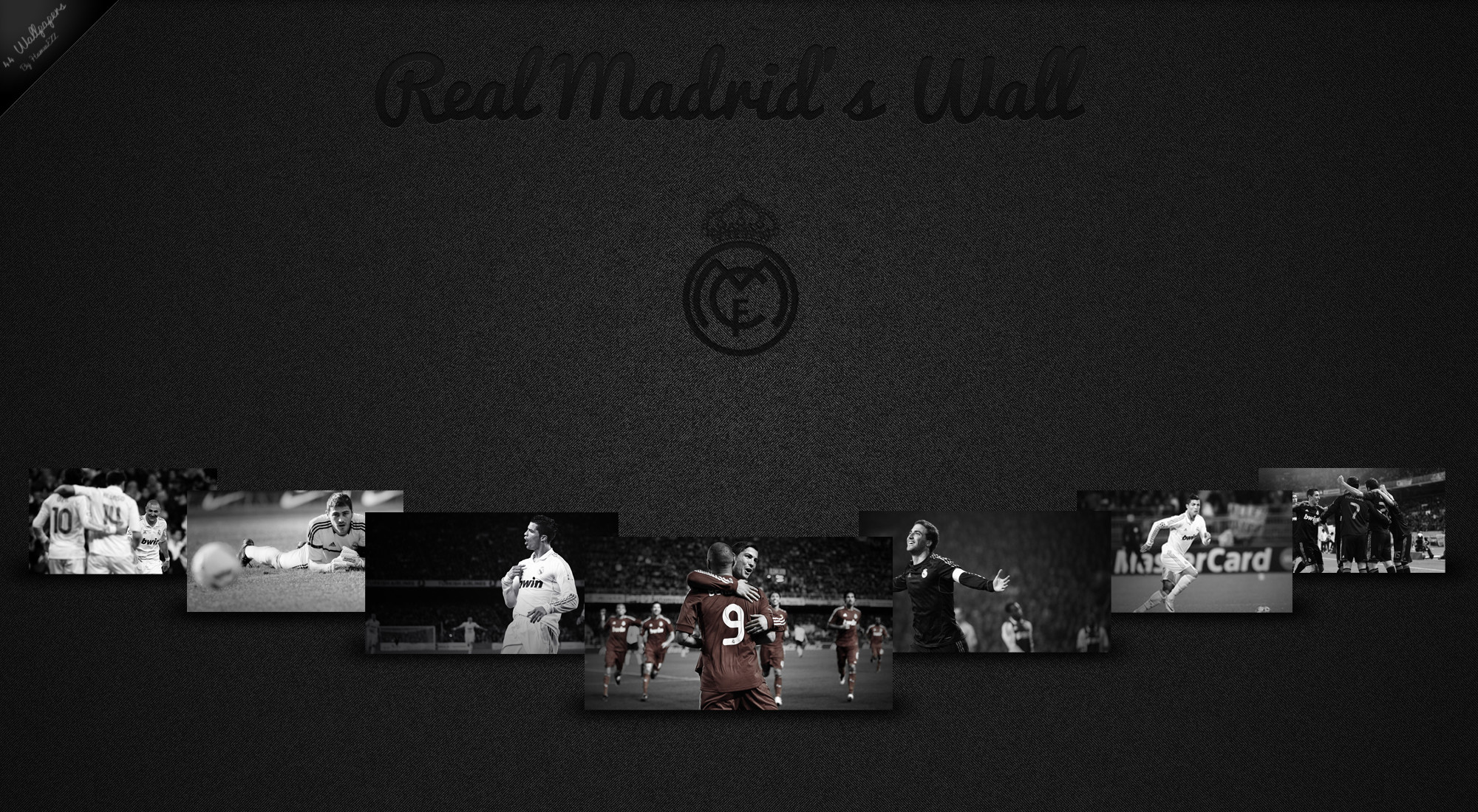 Res: 2000x1100, Real madrid's wallpapers by HamzaEzz Real madrid's wallpapers by HamzaEzz