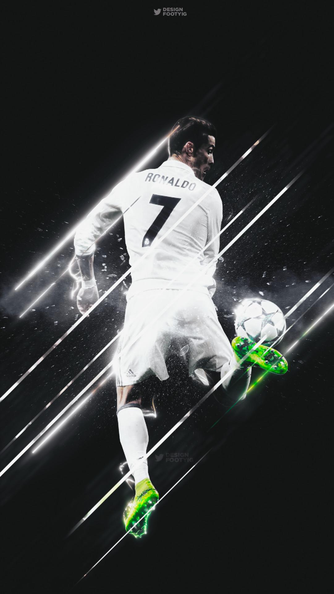 Res: 1081x1920, DESIGNDANIEL Cristiano Ronaldo edit / Phone wallpaper by Design Daniel on  tumblr. Real Madrid,