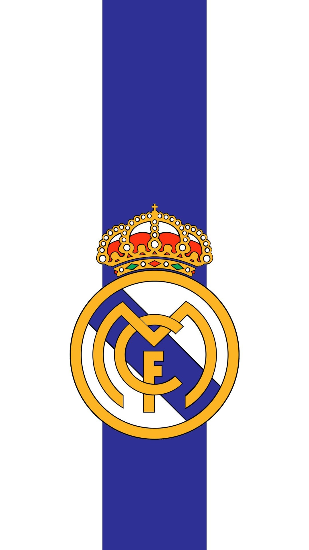 Res: 1080x1920, Real Madrid Logo iPhone7 Wallpaper