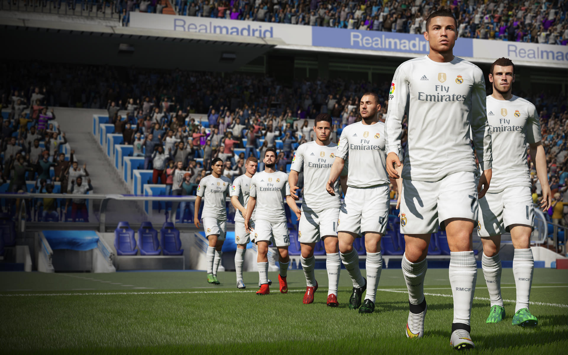 Res: 1920x1200, Free Wallpaper Real Madrid 2017 Hd Images Widescreen Fifa Fifplay Of  Computer