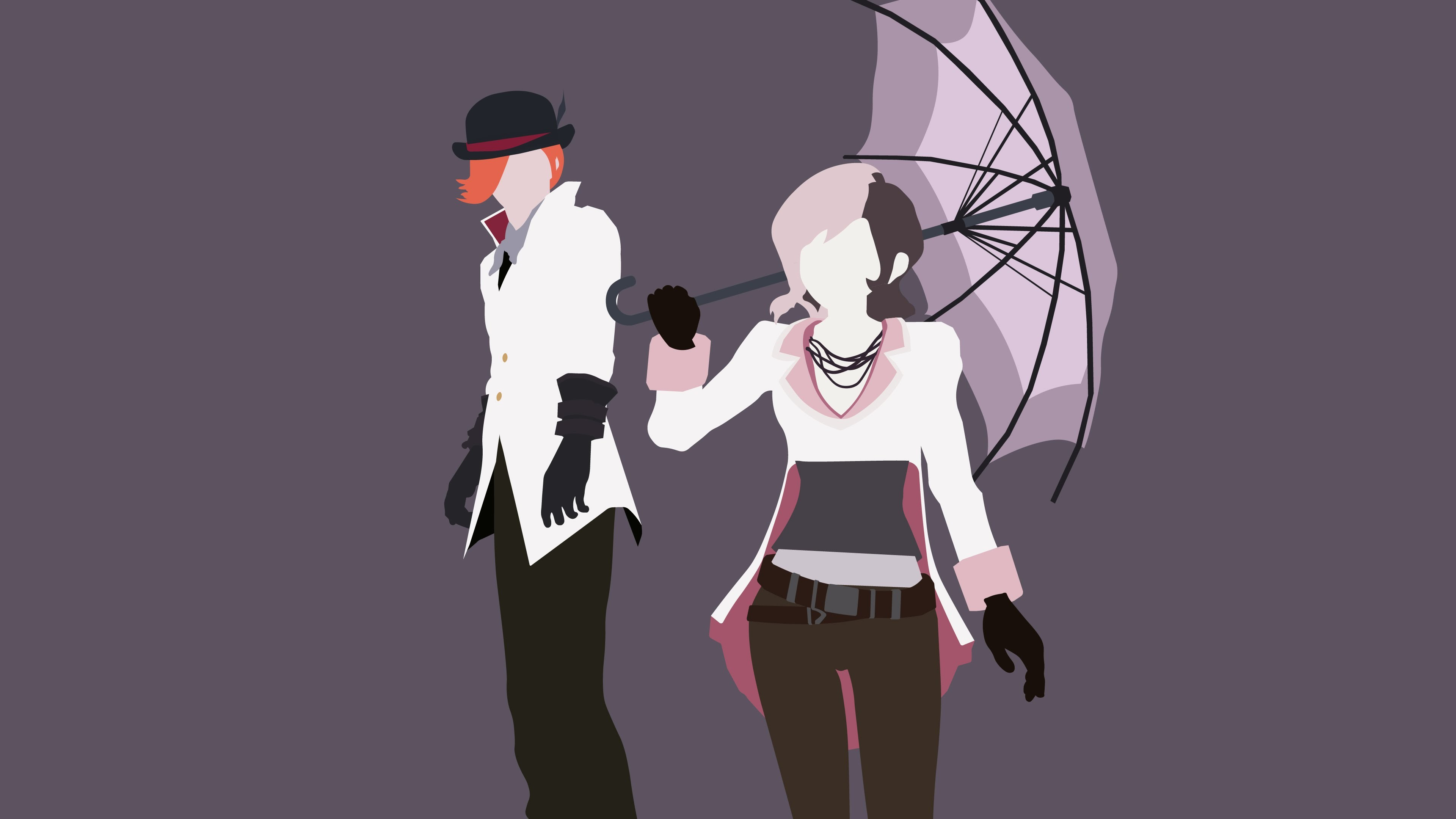 Res: 3840x2160, ||RWBY|| ~Roman & Neo~ Remnant's Most Wanted - YouTube