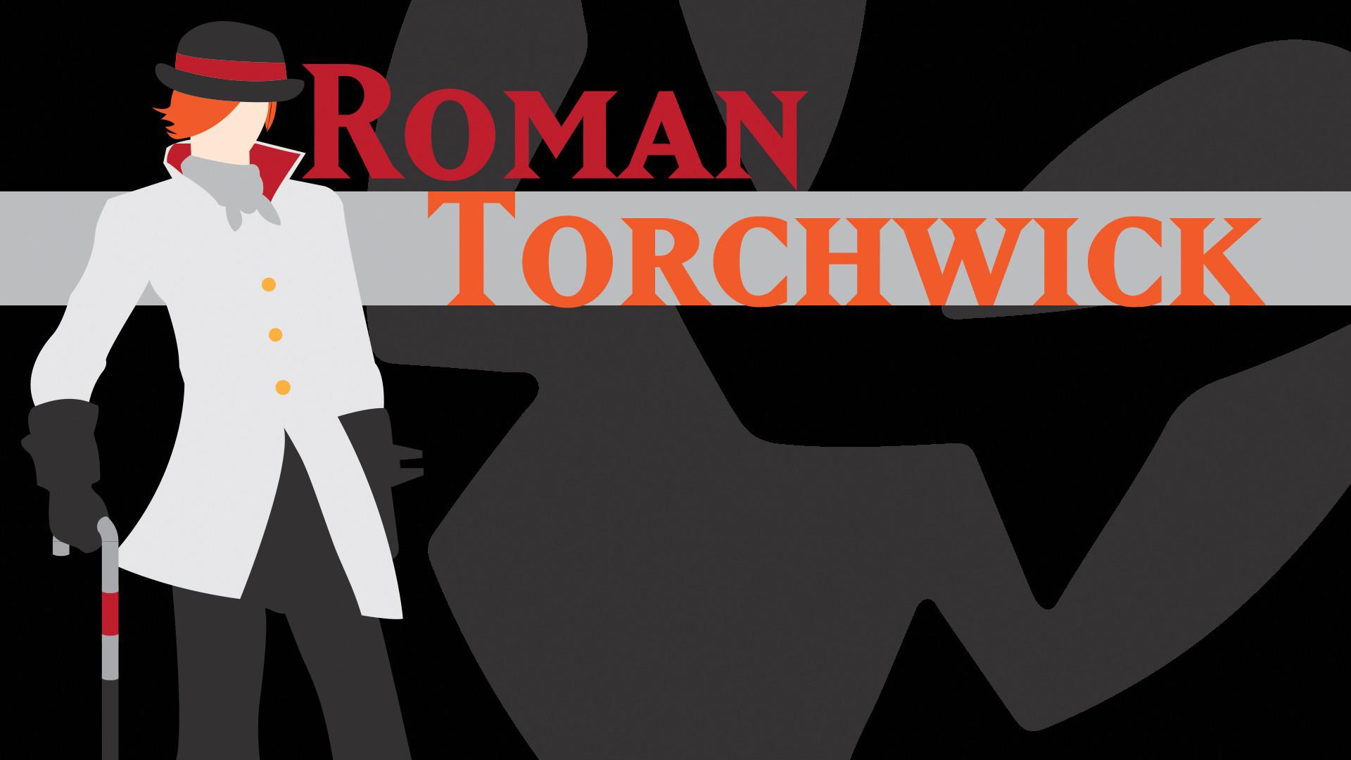 Res: 1920x1080, ... Roman Torchwick [RWBY] by Havenk