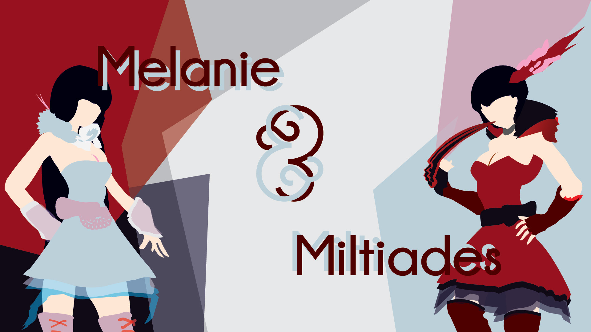 Res: 1920x1080, The Malachite Sisters [RWBY] by Havenk