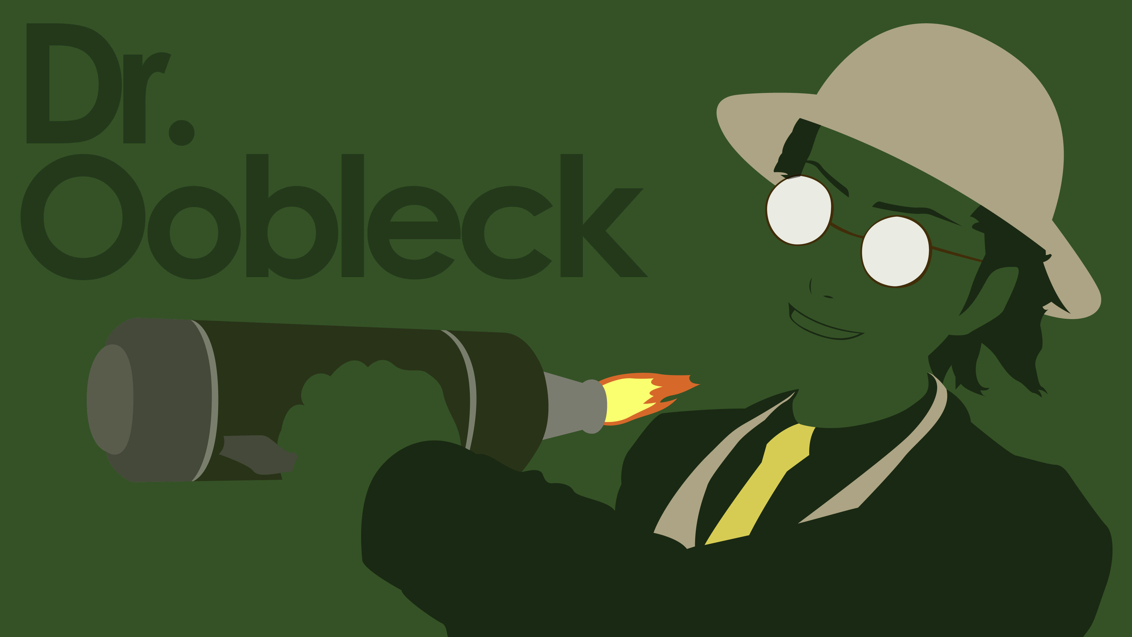 Res: 3840x2160, Dr.Oobleck Wallpaper by DanTherrien101 Dr.Oobleck Wallpaper by  DanTherrien101