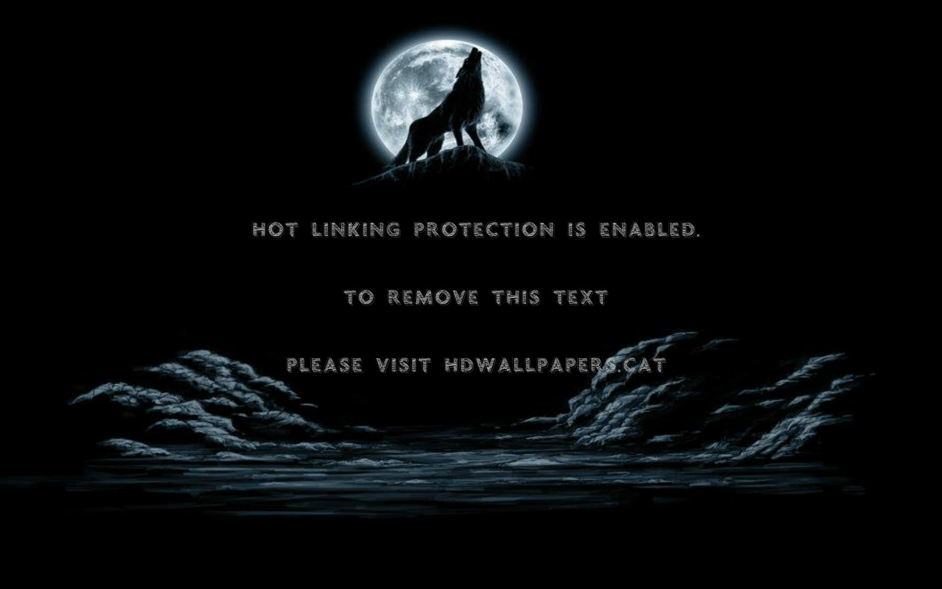Dark Wolf Wallpapers Hd Wallpaper Collections