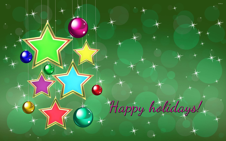Res: 2880x1800, Happy holidays! wallpaper
