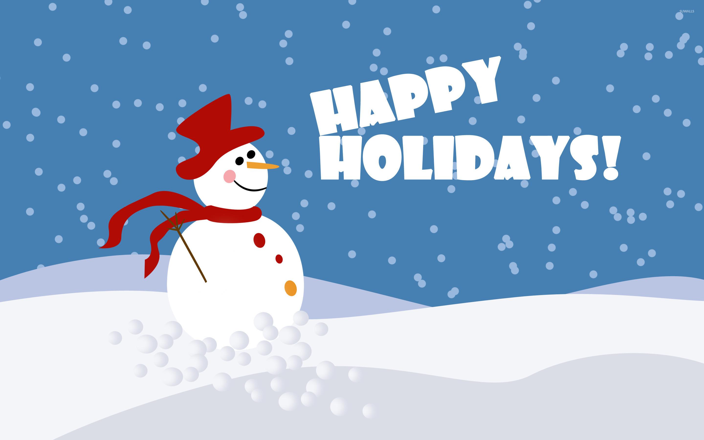 Res: 2880x1800, Happy Holidays [3] wallpaper