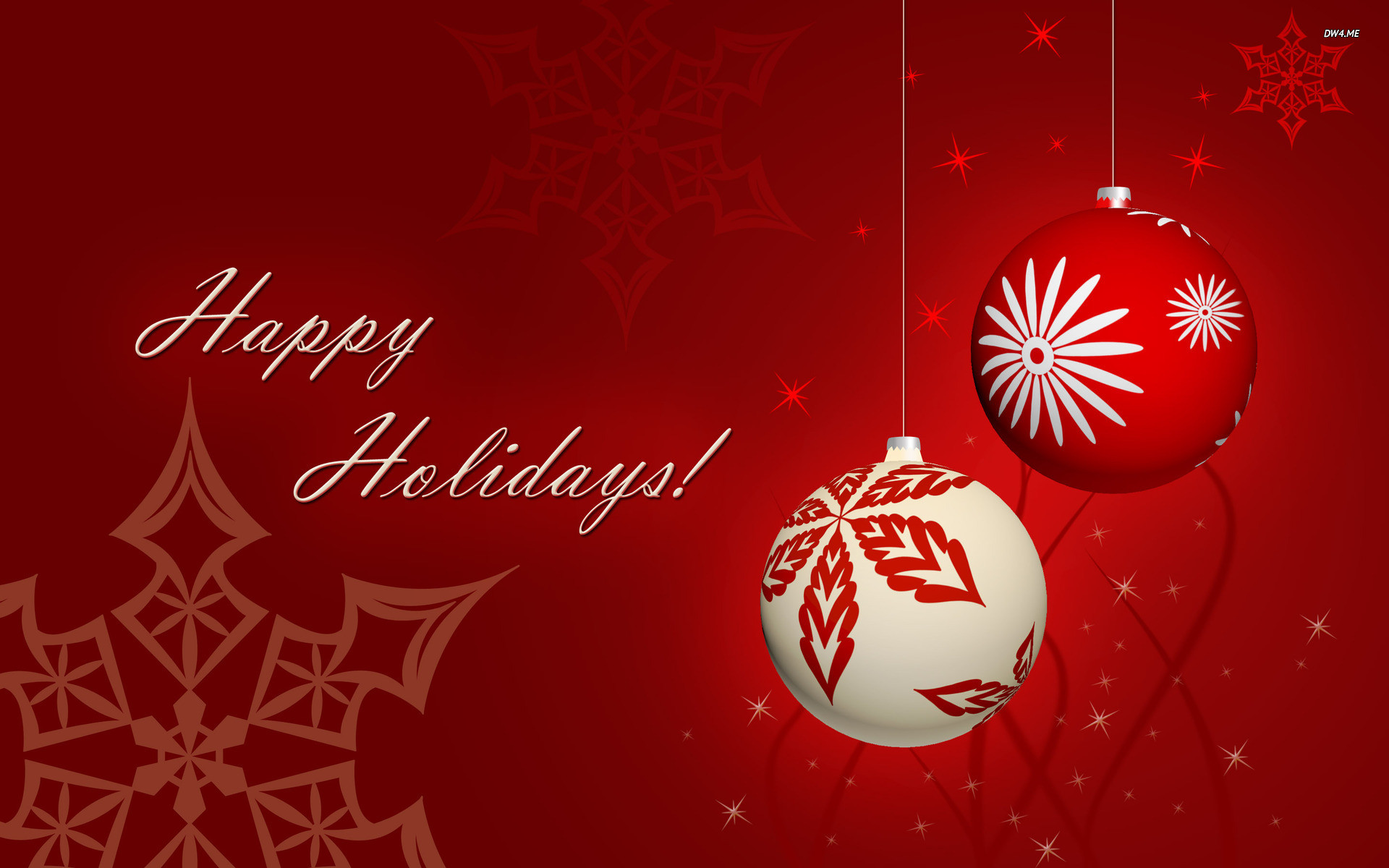Res: 1920x1200, Happy Holidays wallpaper Holiday wallpapers 1002