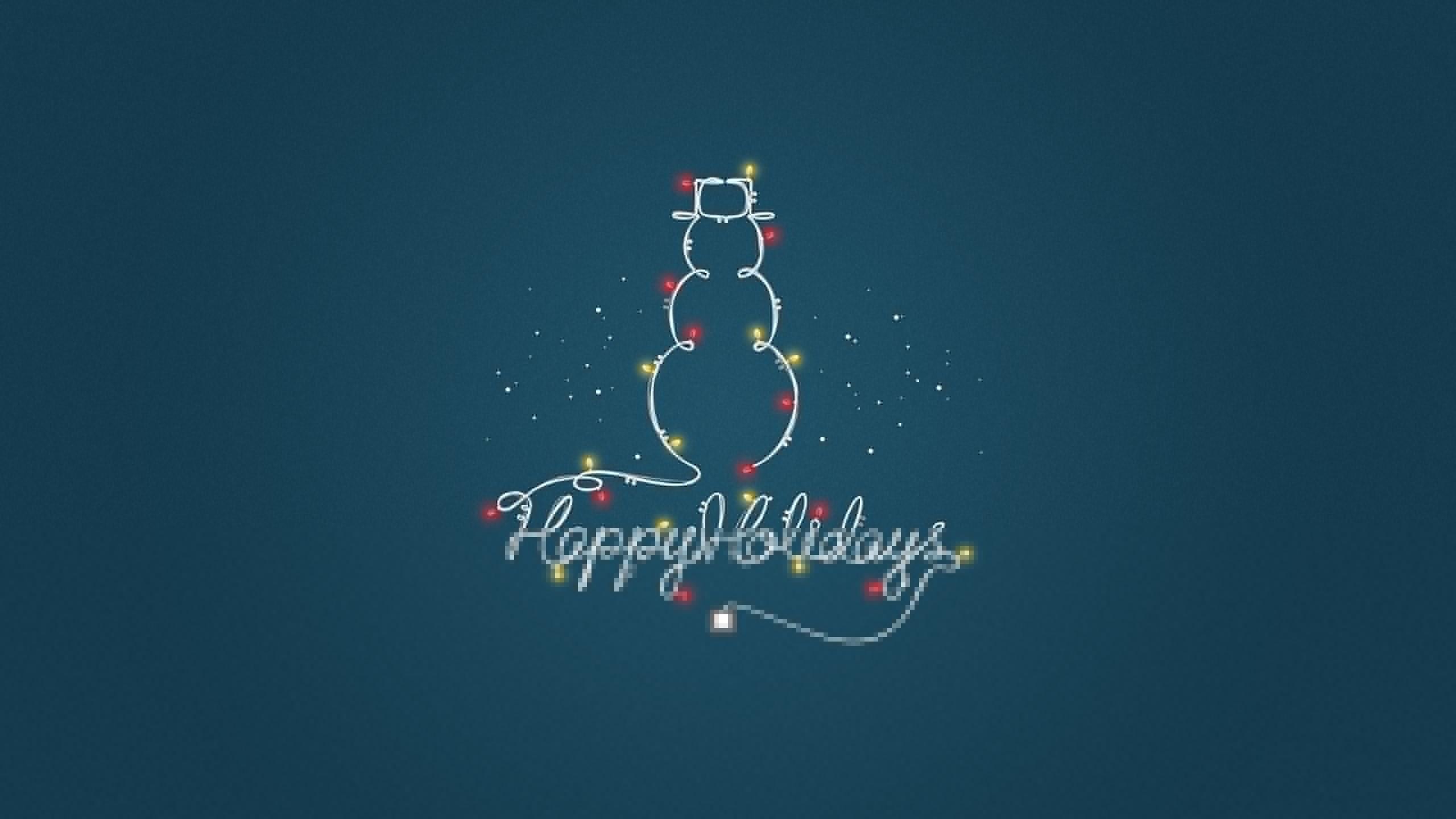 Res: 2560x1440, Happy holidays, HD. Original Resolution ()Popular ...
