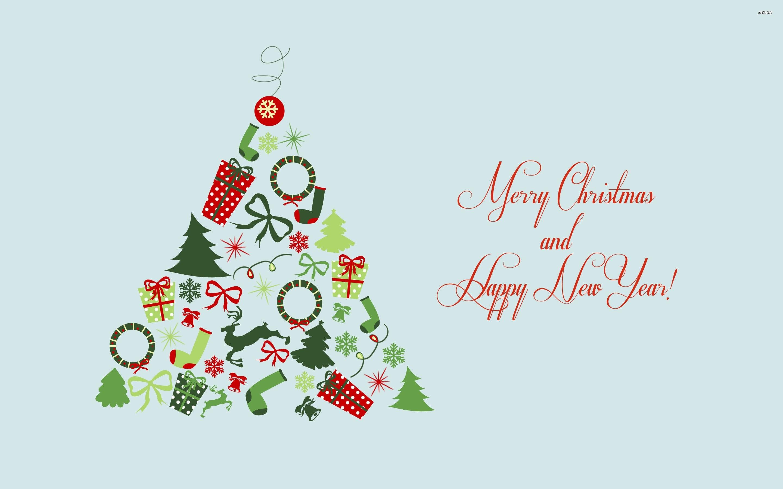 Res: 2880x1800, Happy Holidays Wallpaper