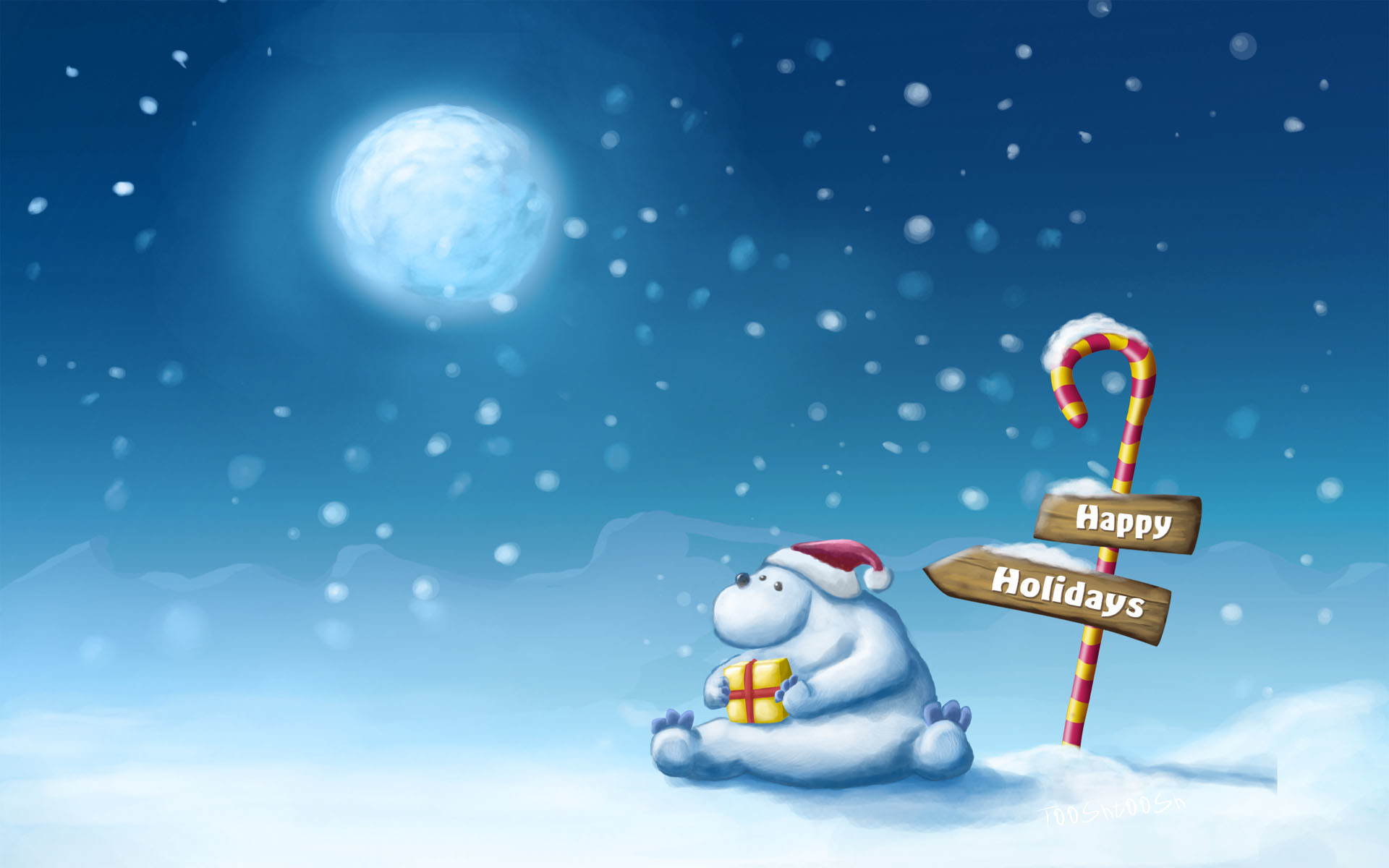 Res: 1920x1200, Merry Christmas Happy Holidays My Fans images Merry Christmas HD wallpaper  and background photos