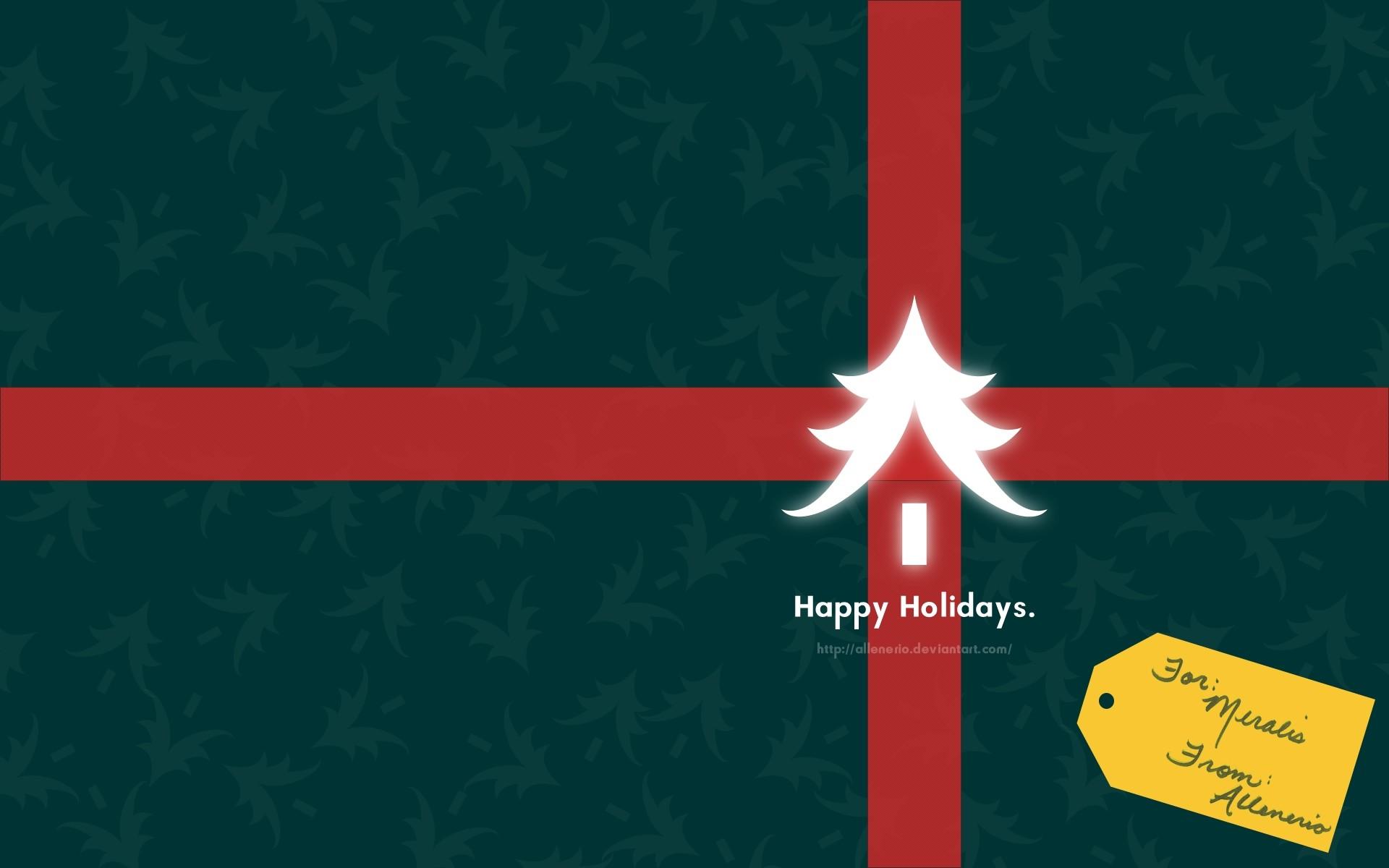 Res: 1920x1200, Theme Bin Blog Archive Happy Holidays HD Wallpaper