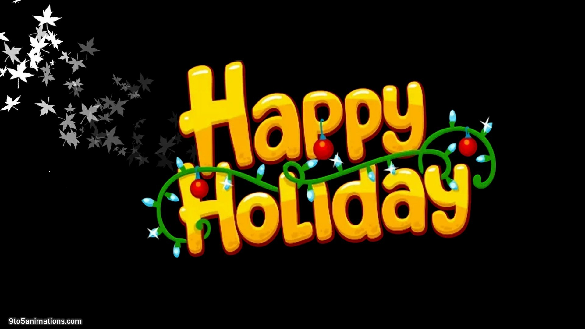 Res: 1920x1080, Happy holiday black background hd wallpaper free