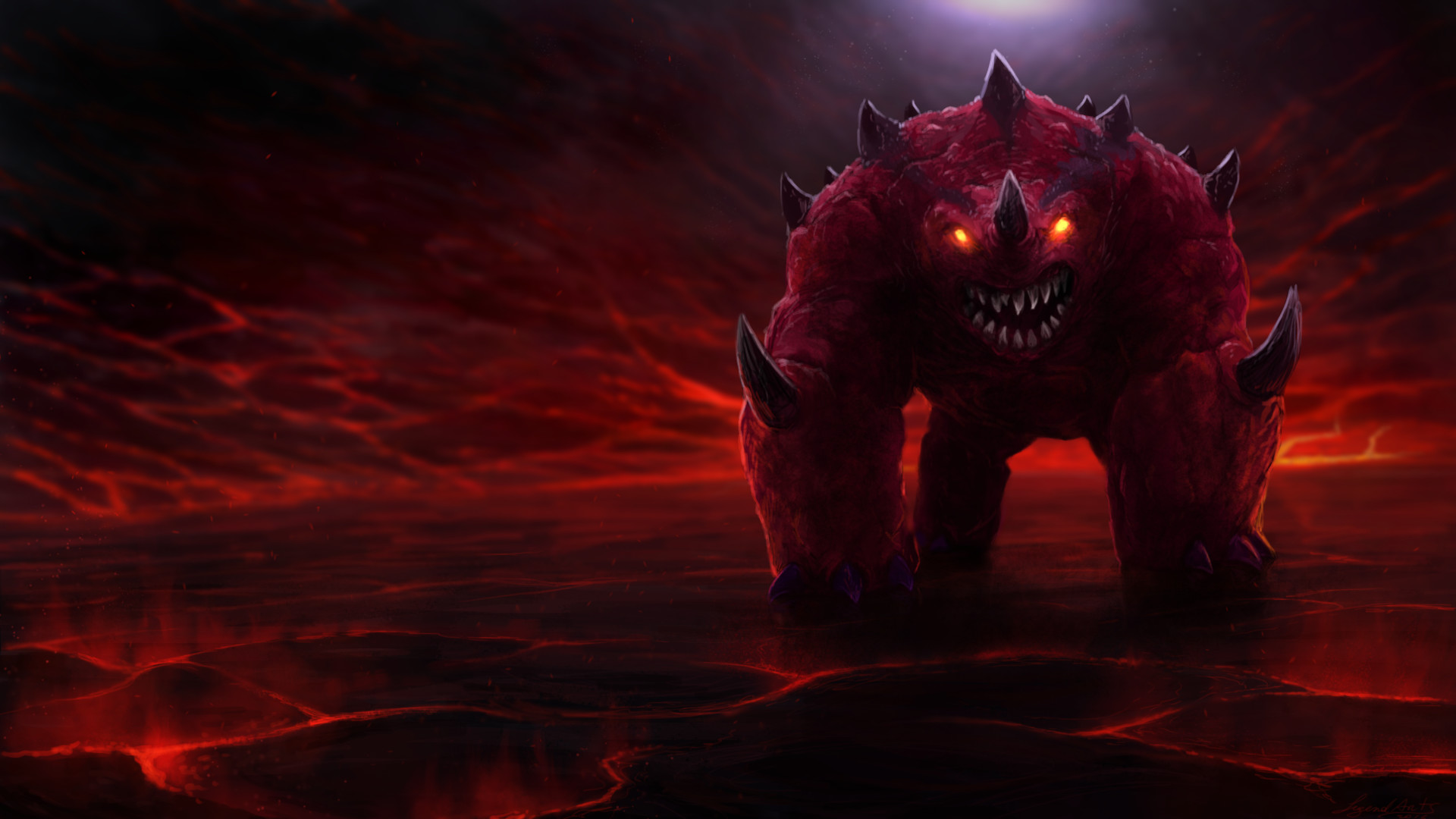 Res: 1920x1080, (4000x2400) 2007sca Old School RuneScape Jad boss by RS LegendArts on  DeviantA