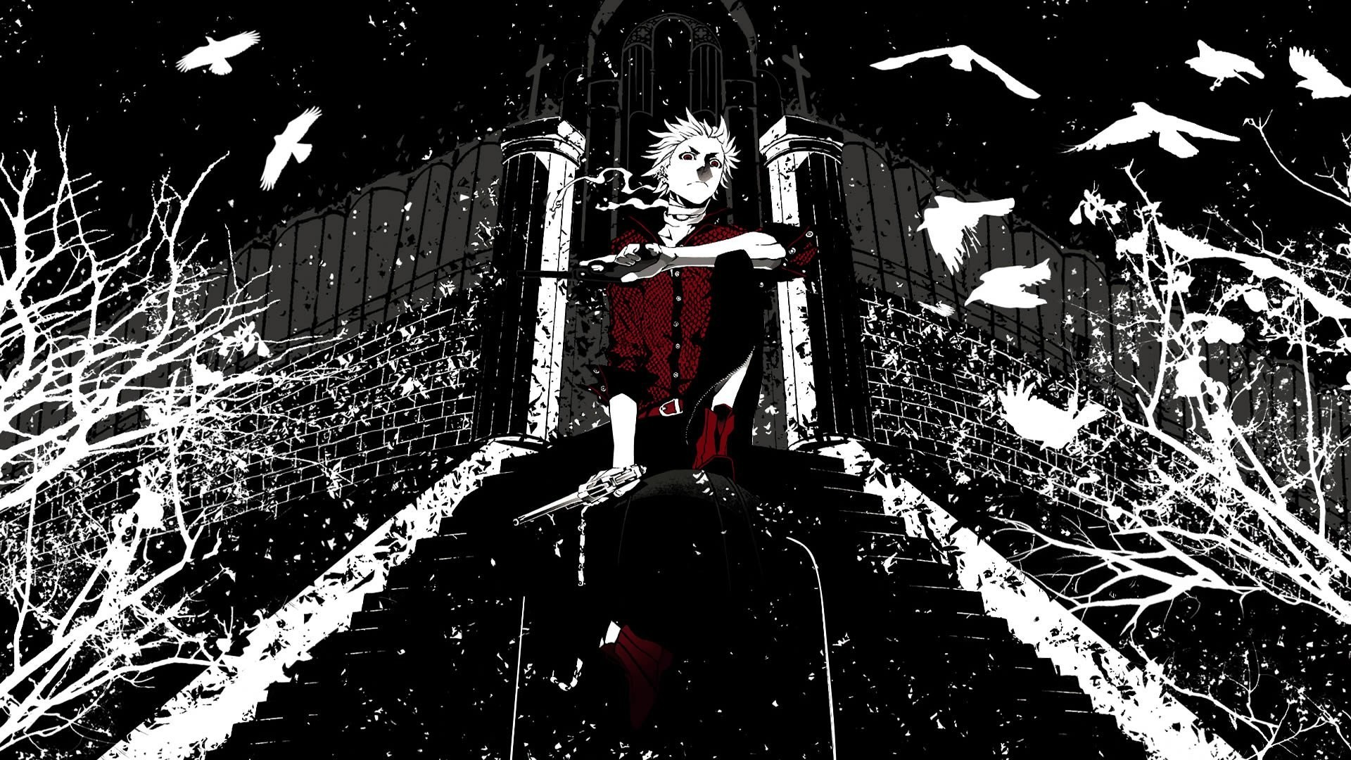 Gothic Anime Wallpapers Hd Wallpaper Collections 4kwallpaper Wiki