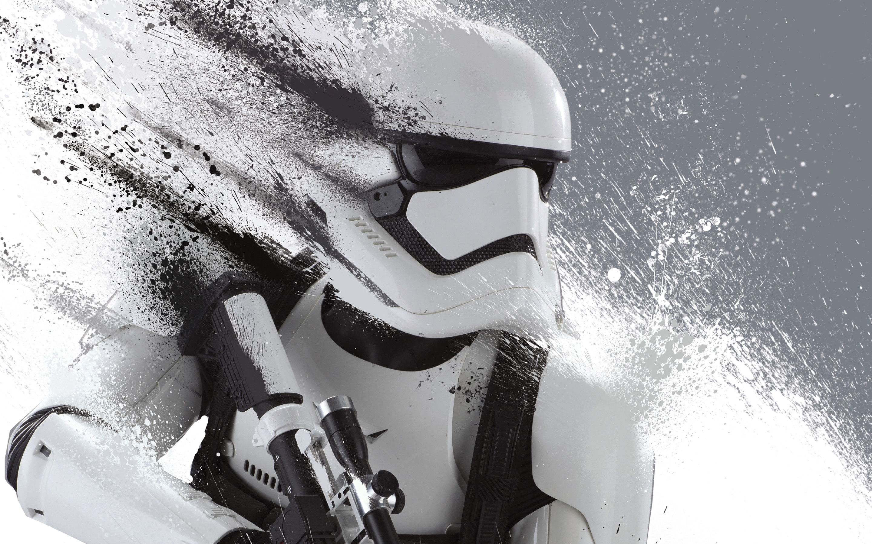 Res: 2880x1800, Stormtrooper Star Wars Wallpaper