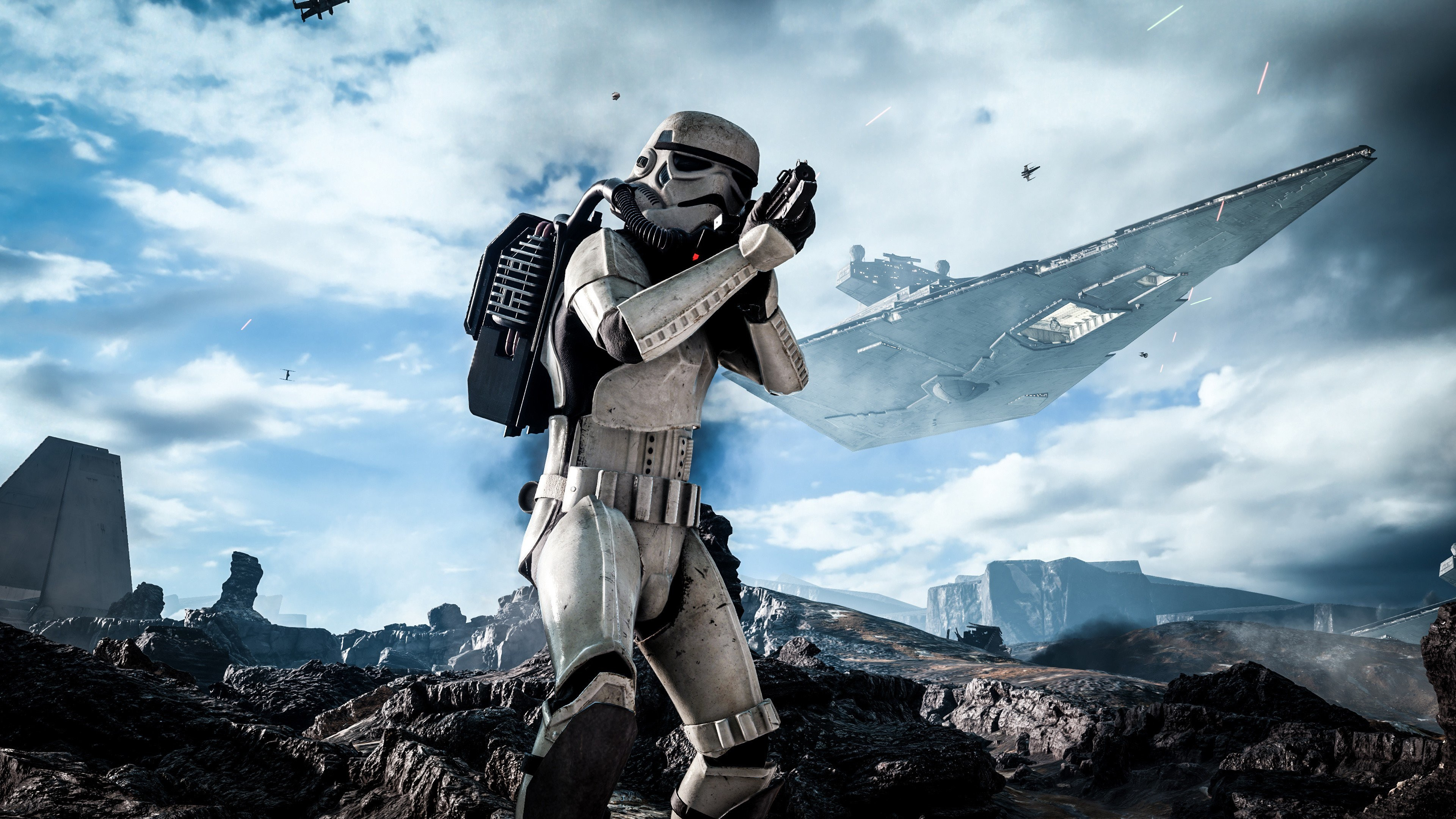 Res: 3840x2160, Stormtrooper In Star Wars HD Movies 4k Wallpapers Images And Wallpaper