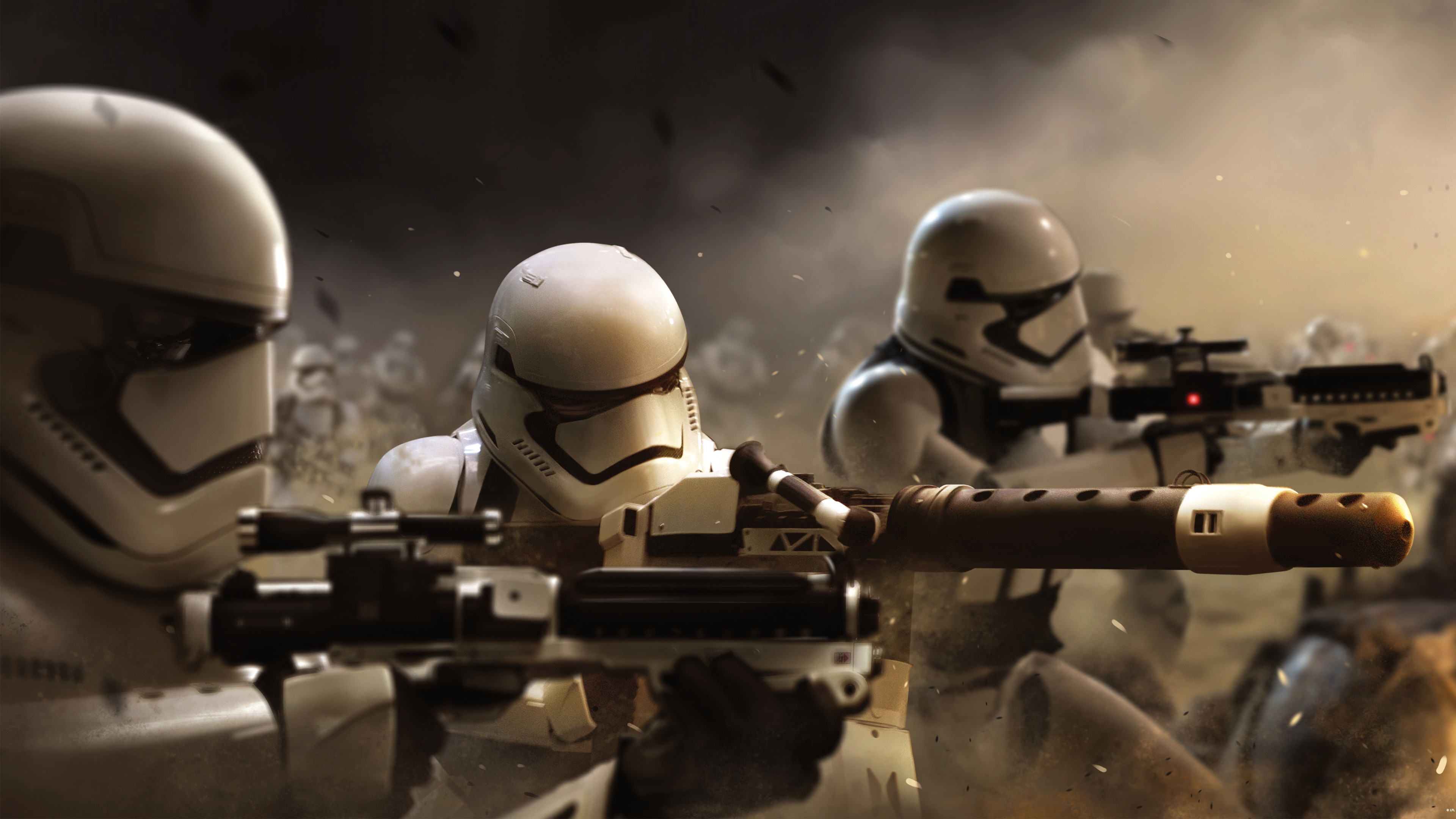 Res: 3840x2160, Tags: Stormtroopers