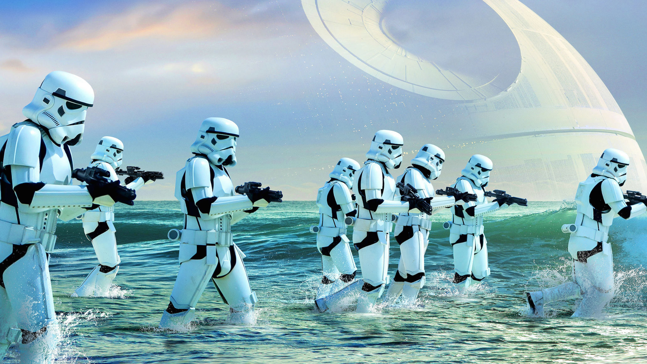 Res: 2064x1161, Stormtrooper Rogue One A Star Wars