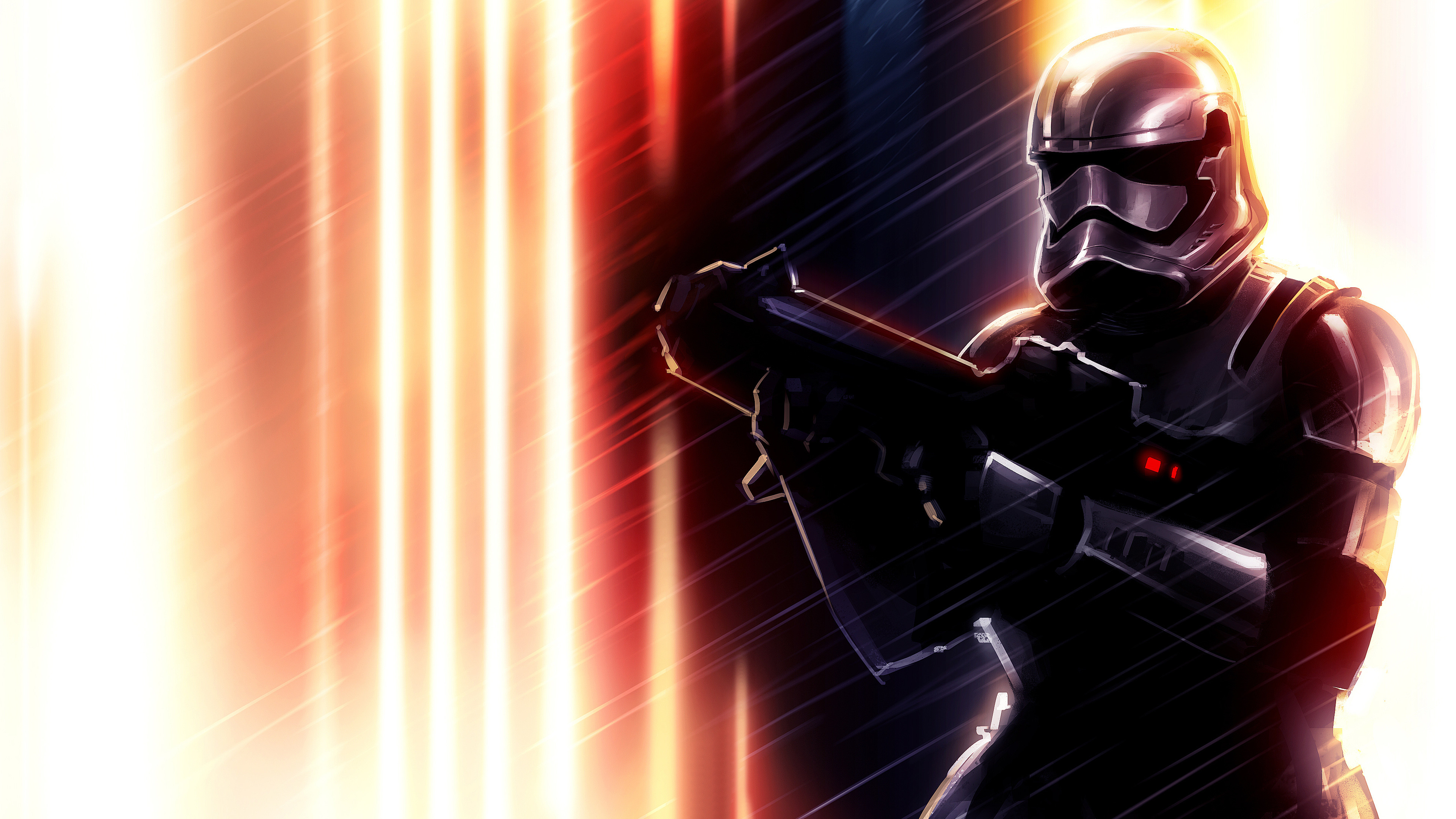 Res: 3840x2160, Tags: Stormtrooper