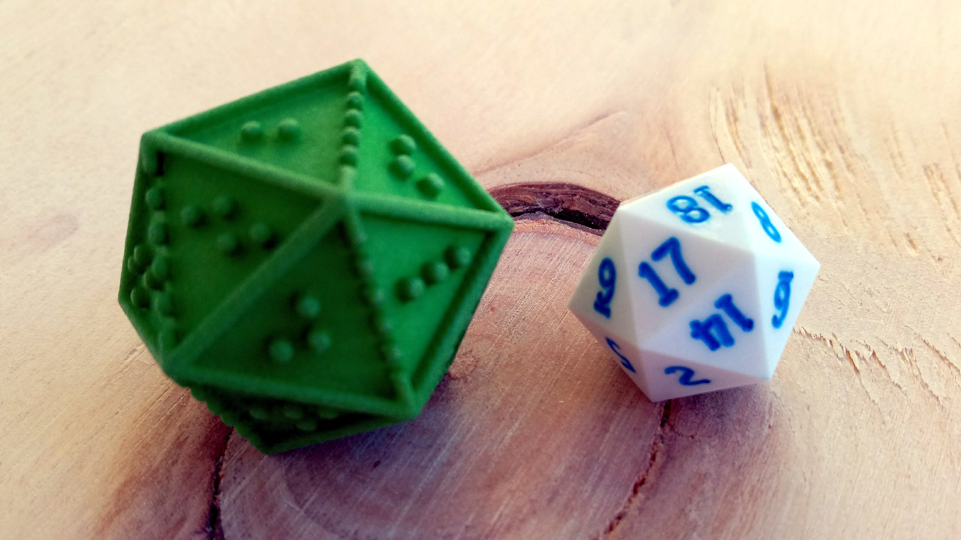 Res: 1920x1080, Featured image of Helping the Visually Impaired with DOTS RPG Dice