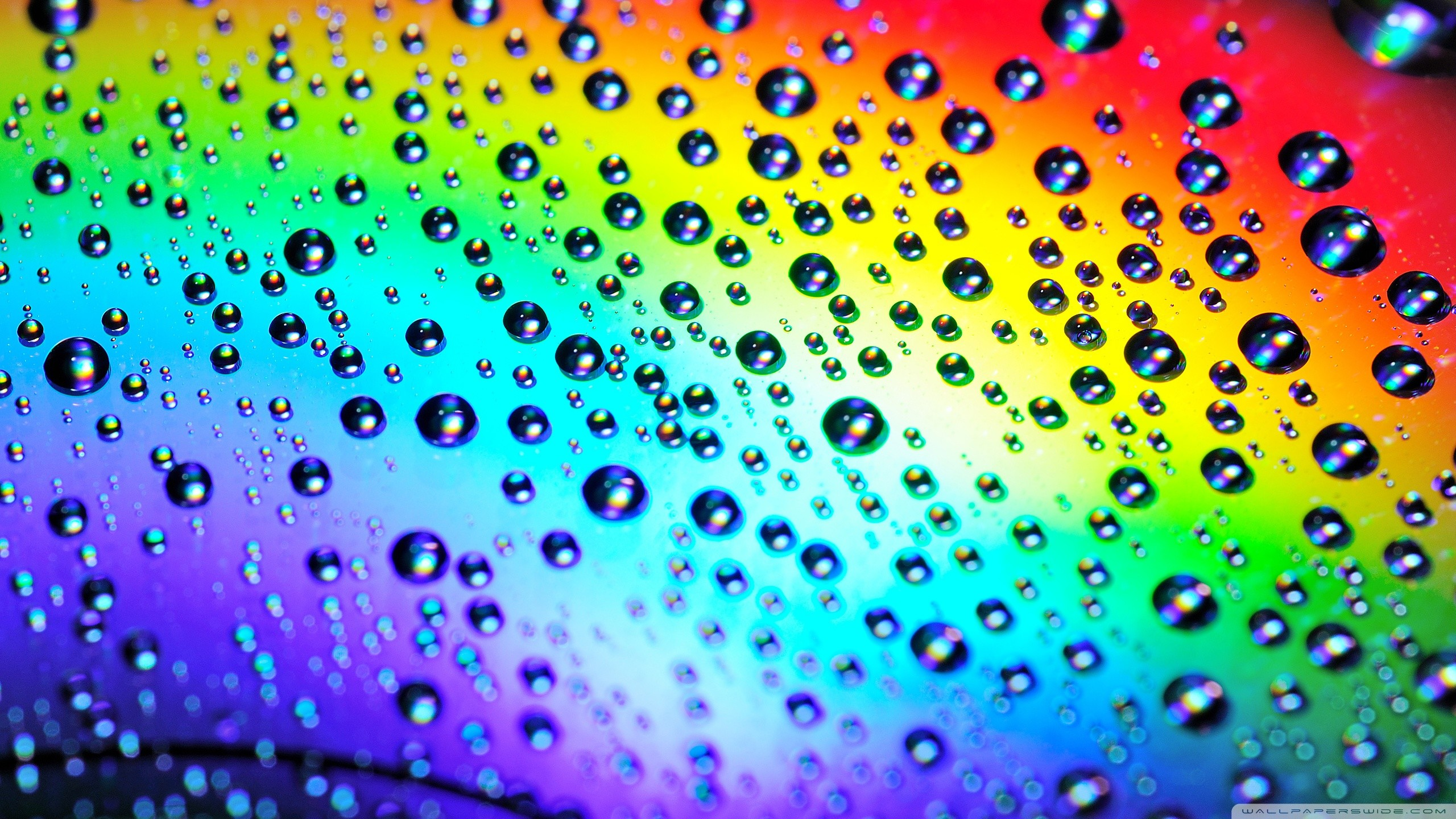 Res: 2560x1440, 8007/WVNI Raindrop Backgrounds
