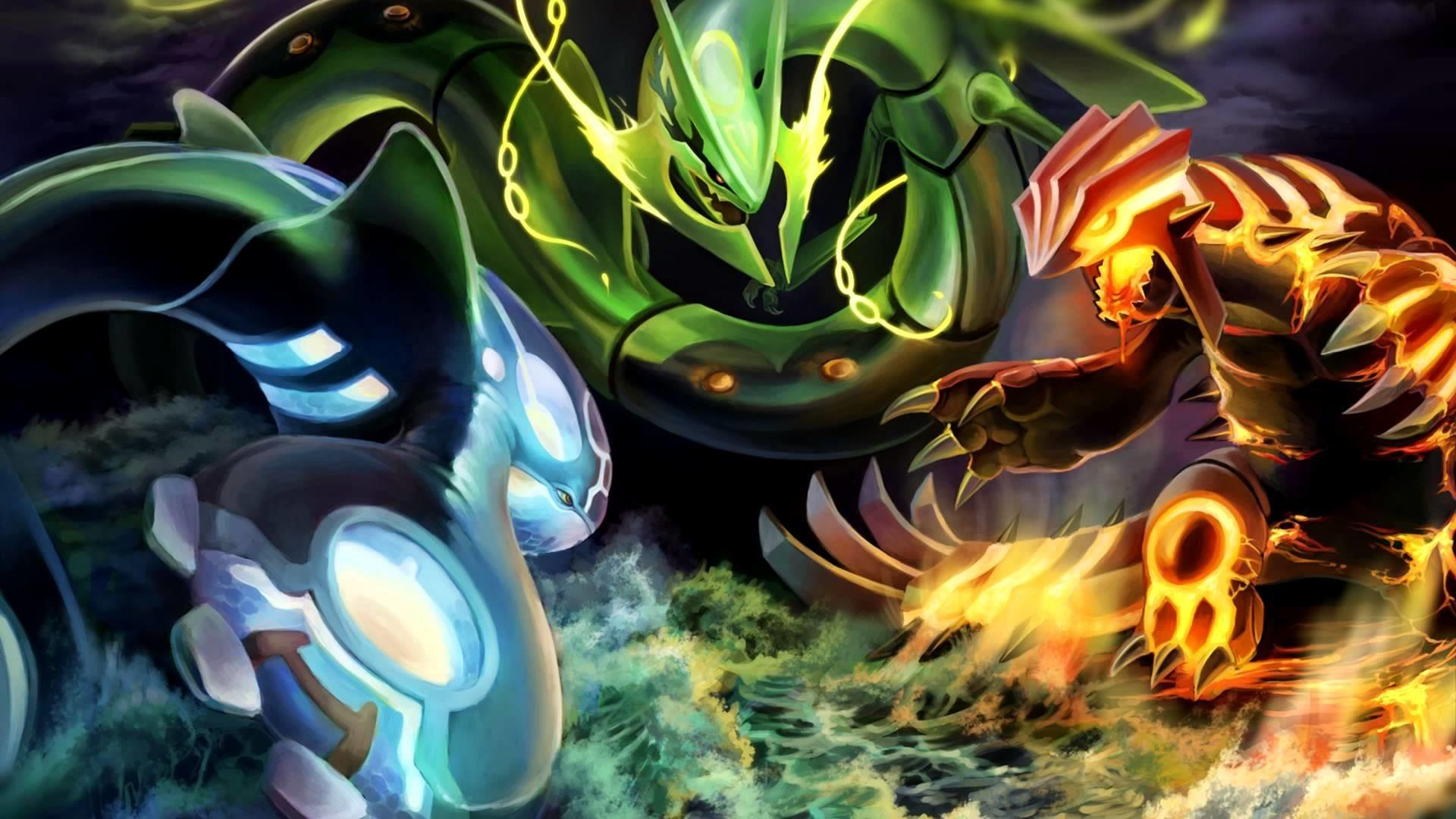 Res: 1920x1080, Legendary Pokemon Wallpaper