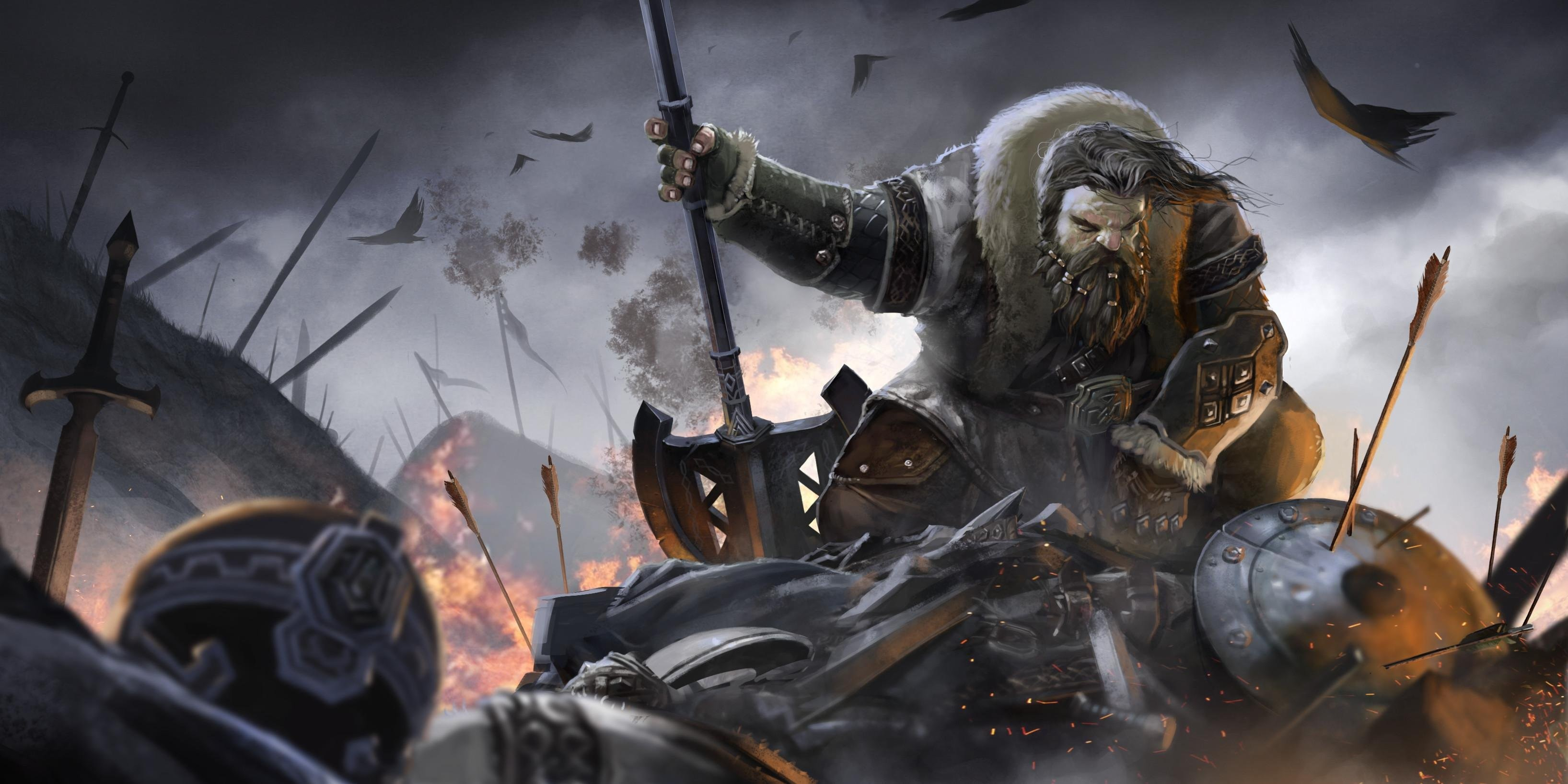 Res: 3271x1636, Dwarf Wallpapers 13 - 3271 X 1636