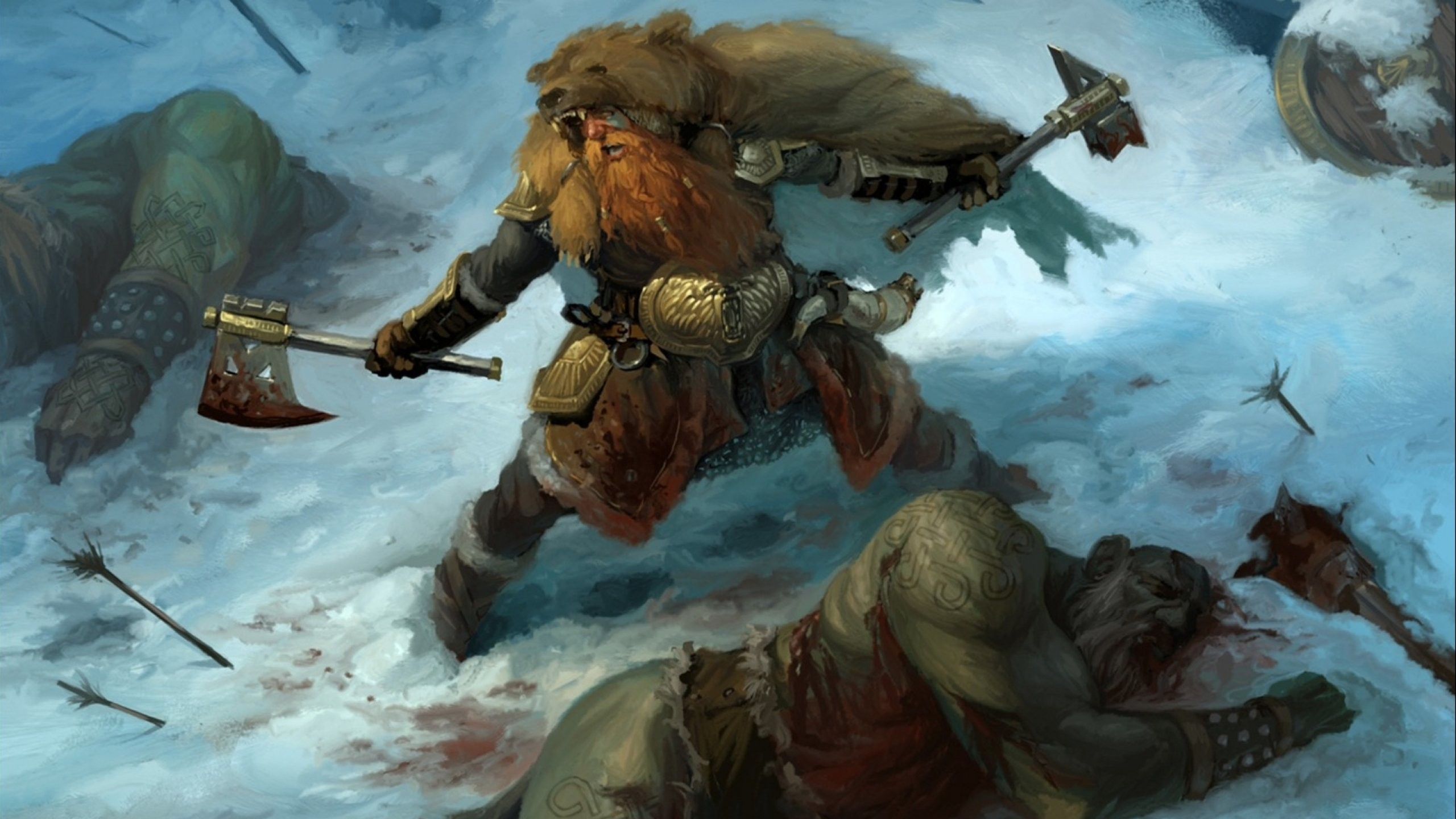 Res: 2560x1440, Dwarf Wallpapers 6 - 2560 X 1440