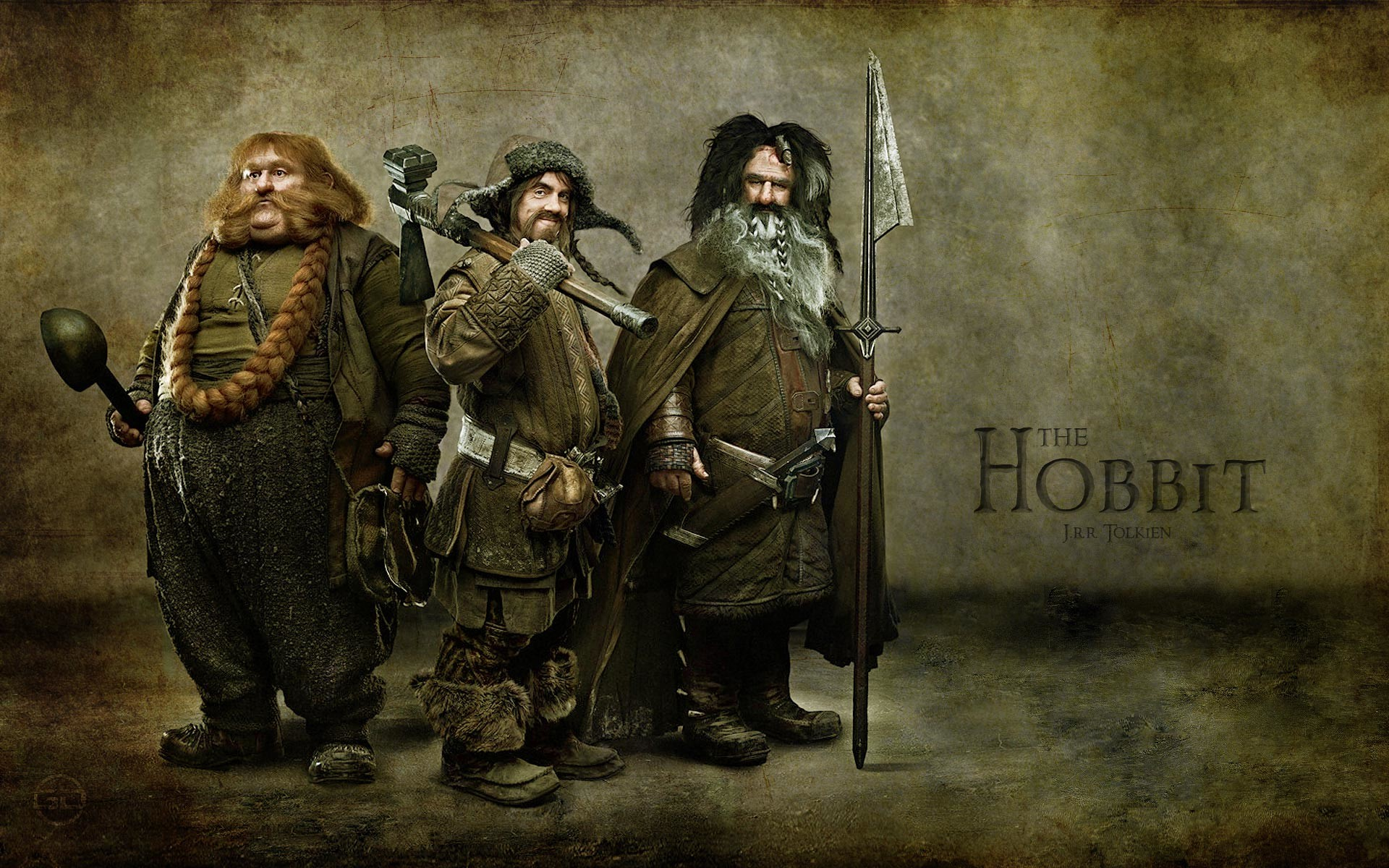 Res: 1920x1200, The Hobbit Desktop Wallpapers HD Free Download.