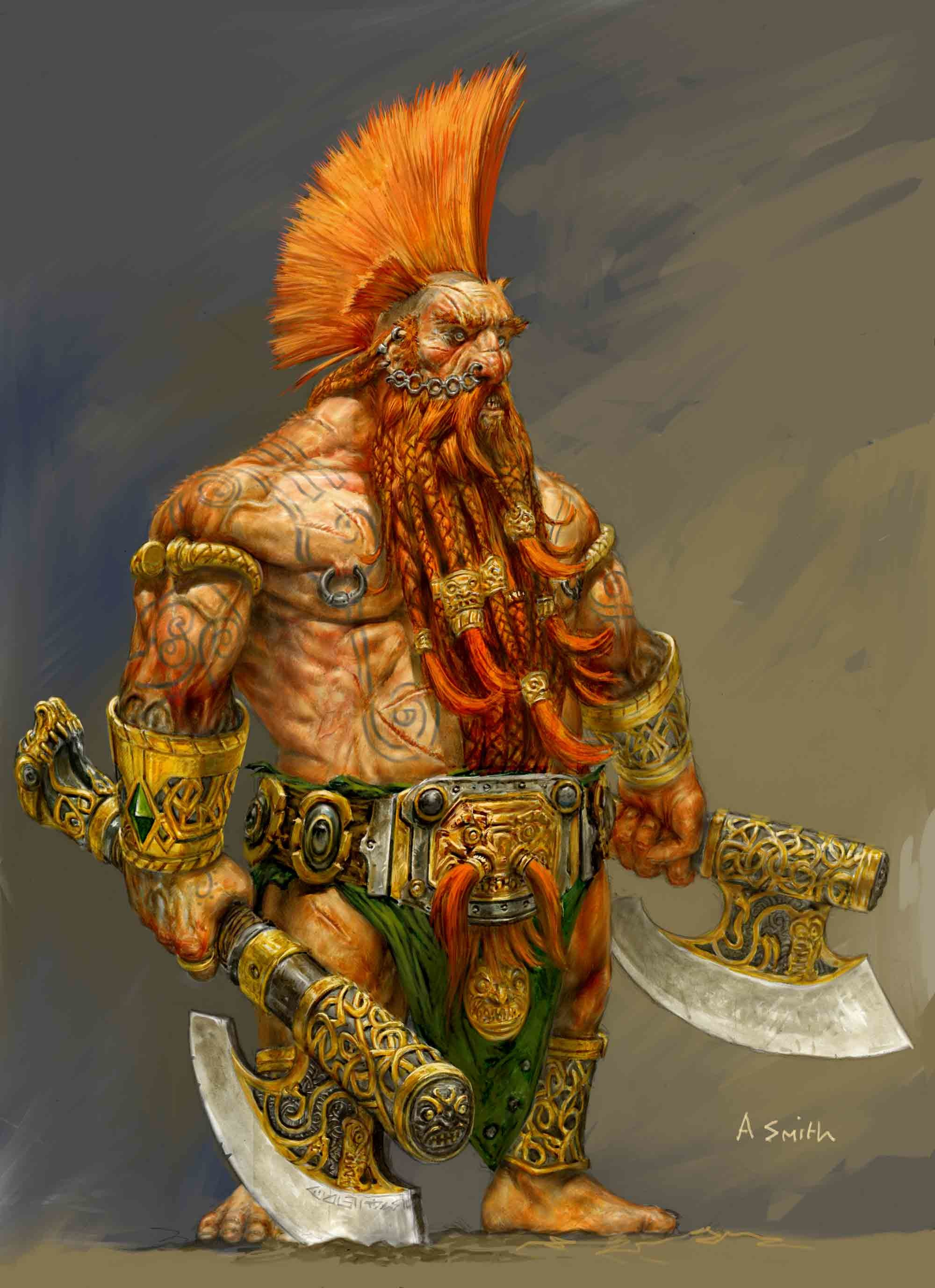 Res: 2000x2757, Nice Images Collection: Dwarf Desktop Wallpapers