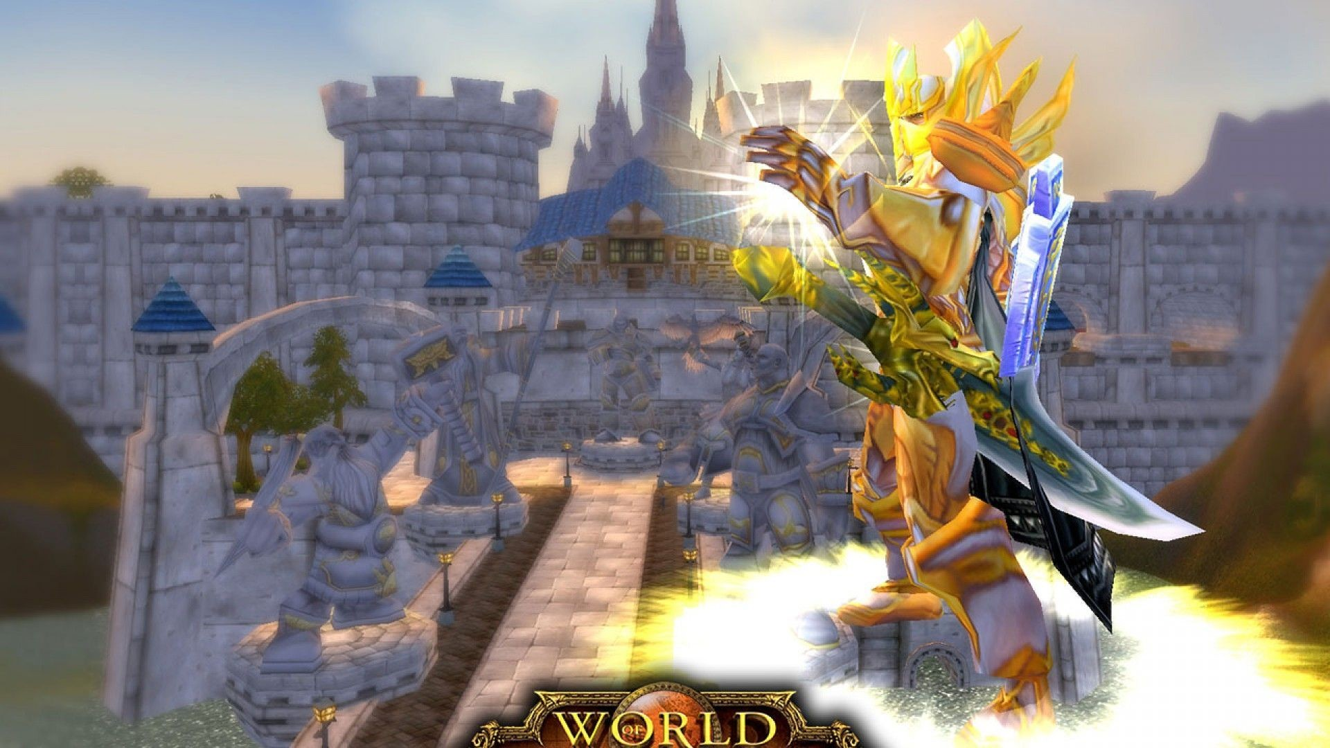 Res: 1920x1080, World Of Warcraft Paladin Wallpapers Hd
