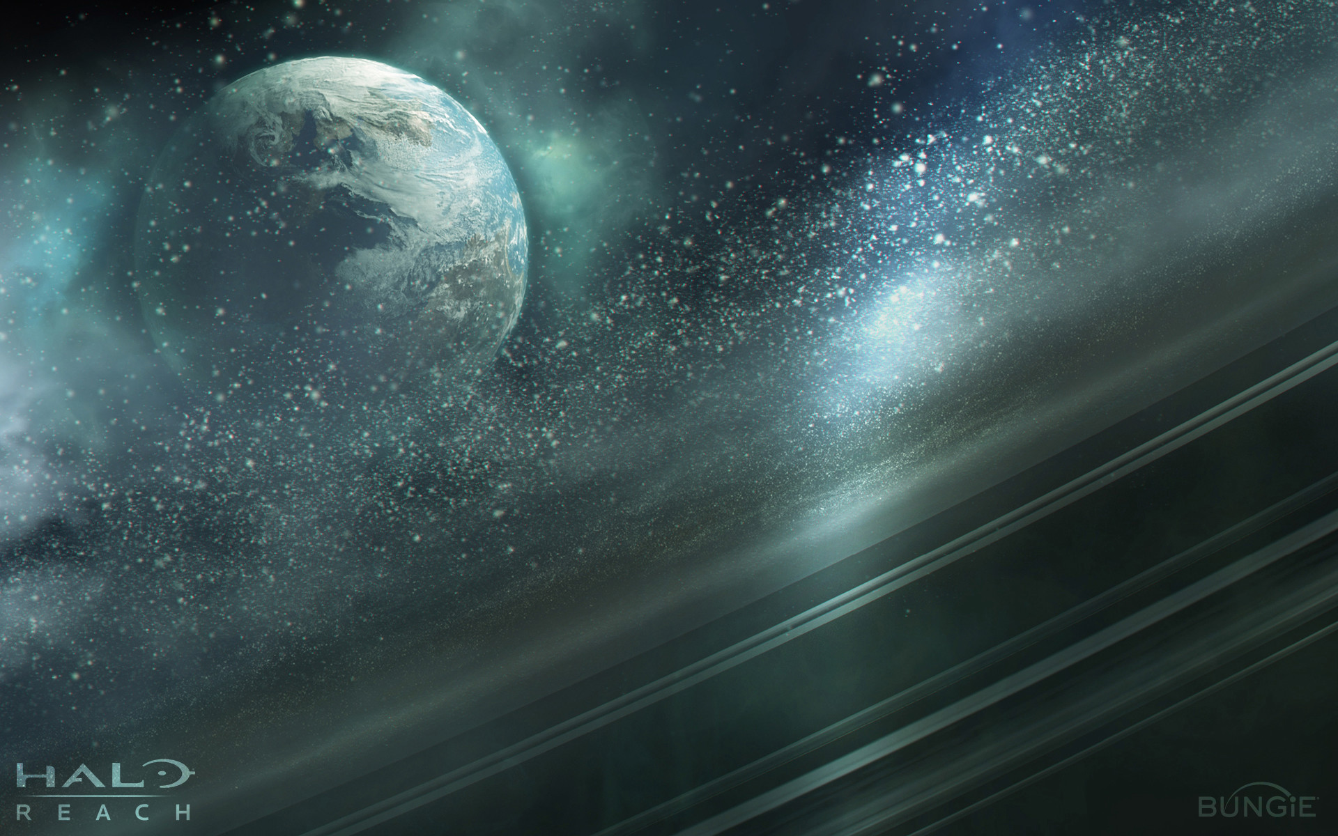 Res: 1920x1200, Halo Ring Widescreen HD Wallpapers