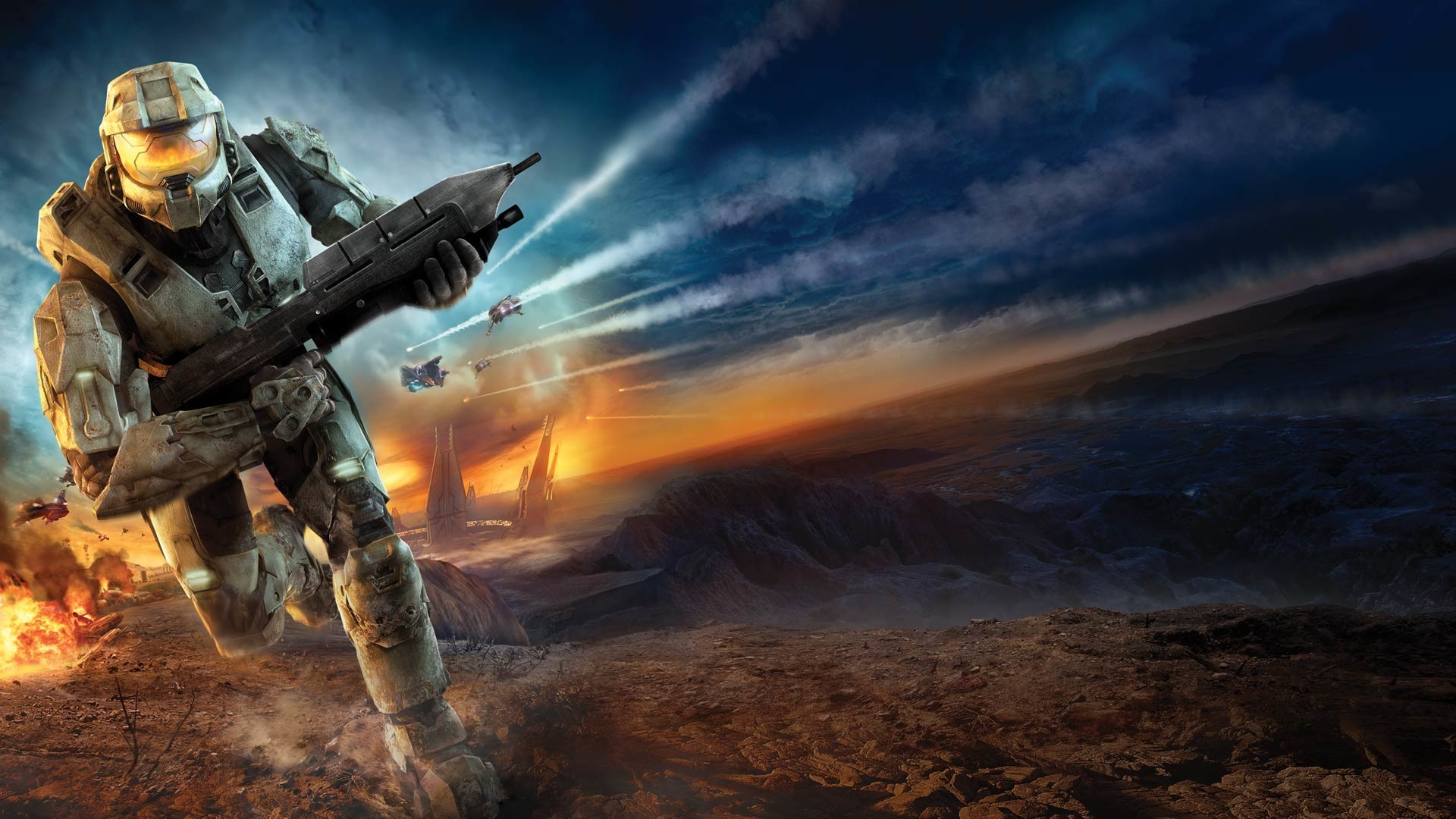 Res: 1920x1080,  Full HD p Halo Wallpapers HD, Desktop Backgrounds 1920×1080 Halo  Wallpapers (
