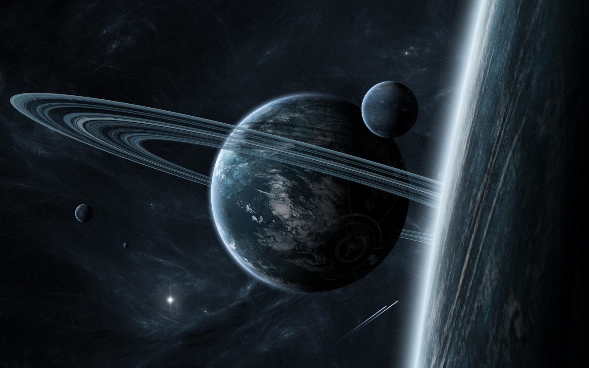 Res: 1920x1200, Planetary Ring Wallpapers