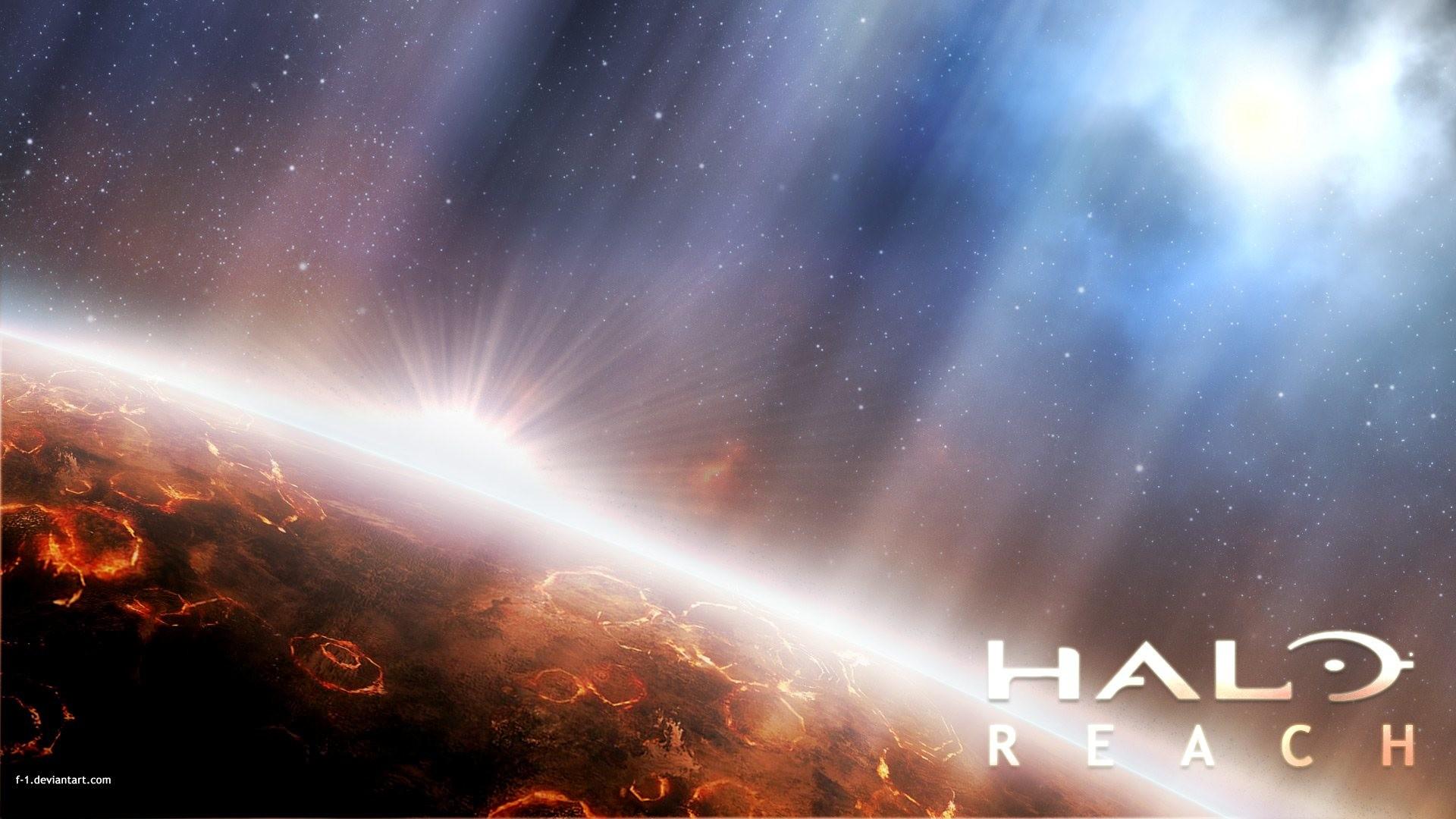 Res: 1920x1080, DOWNLOAD Source · Halo reach hd wallpaper SF Wallpaper