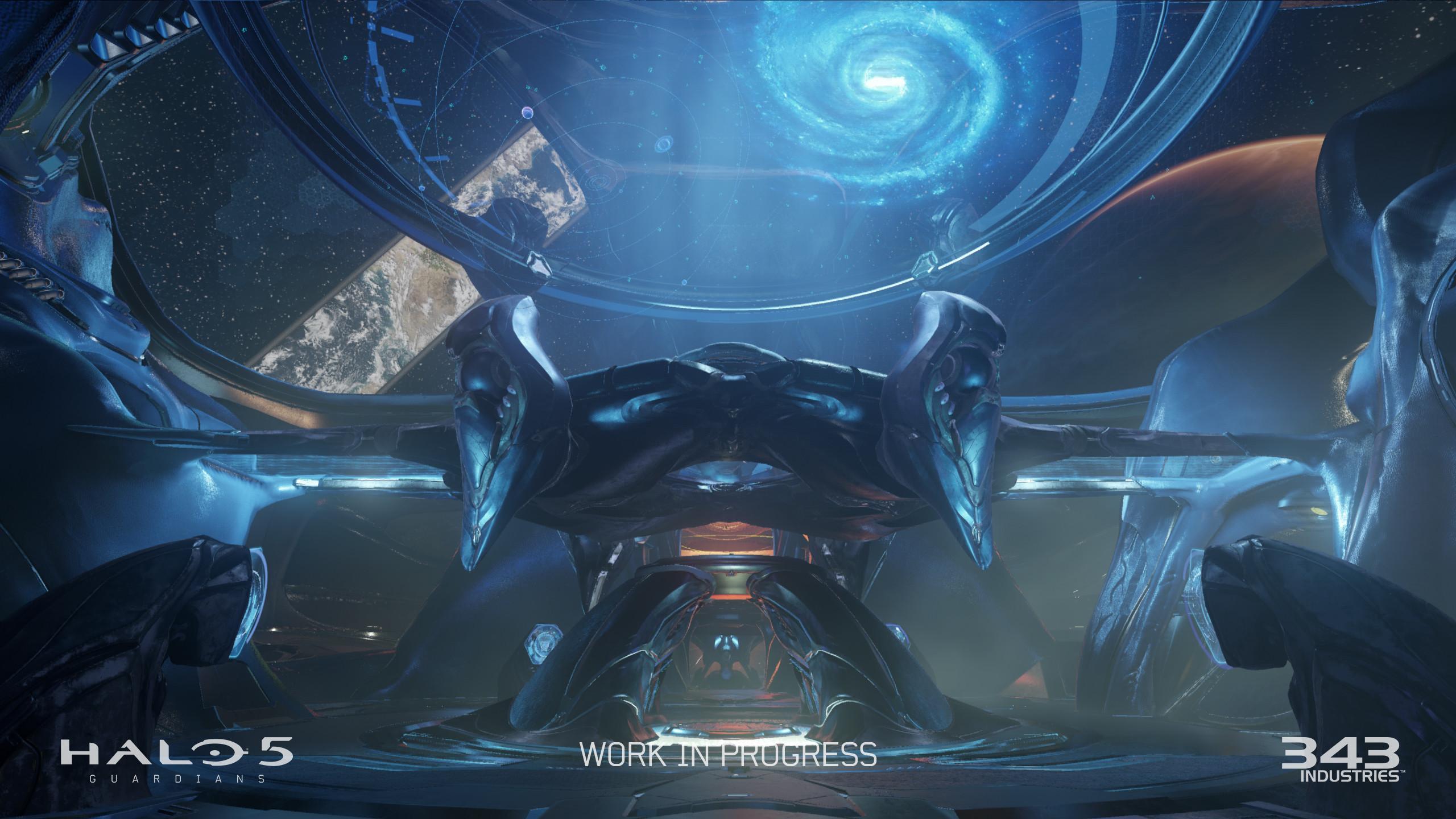 Res: 2560x1440, Halo 5 Guardians Computer Wallpapers Desktop Backgrounds