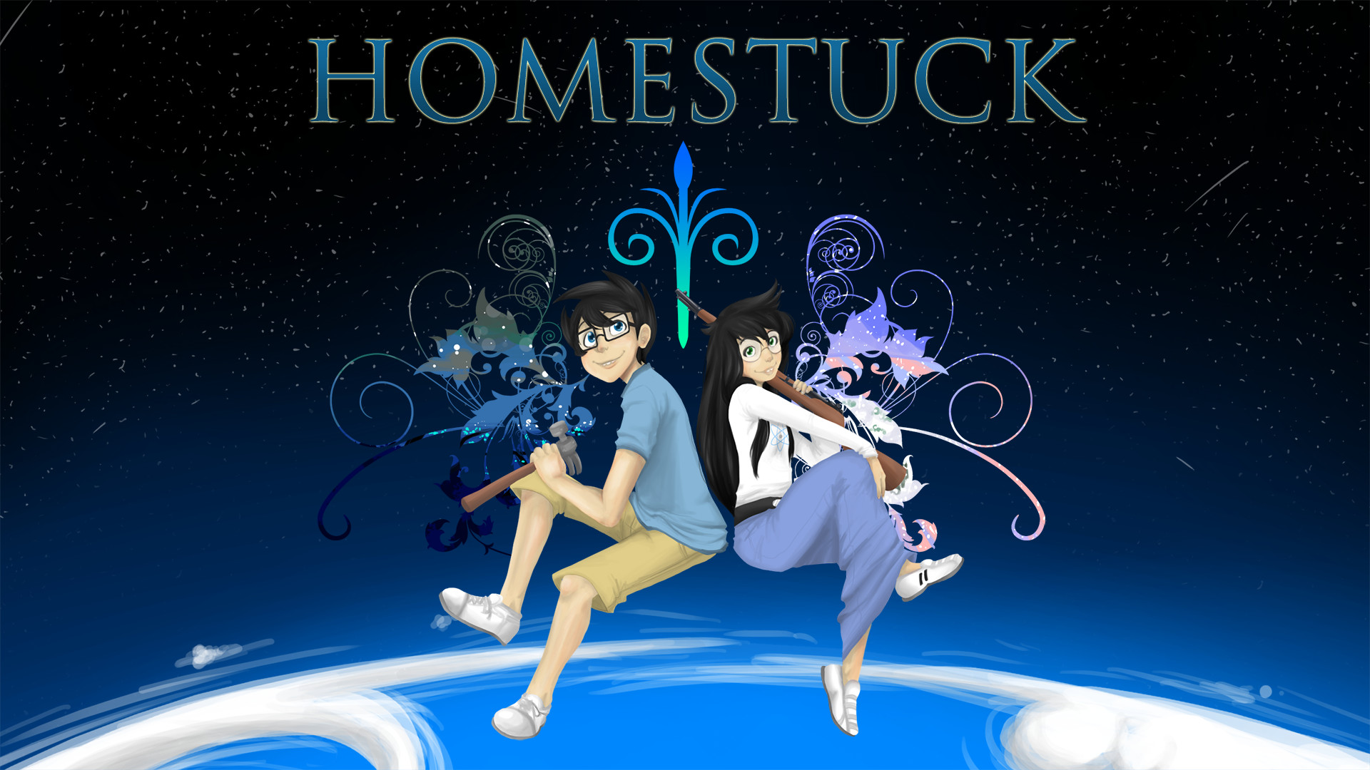 Res: 1920x1080, homestuck hd wallpaper color palette tags homestuck category general