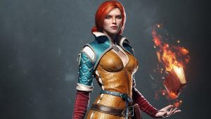 Triss Merigold wallpapers
