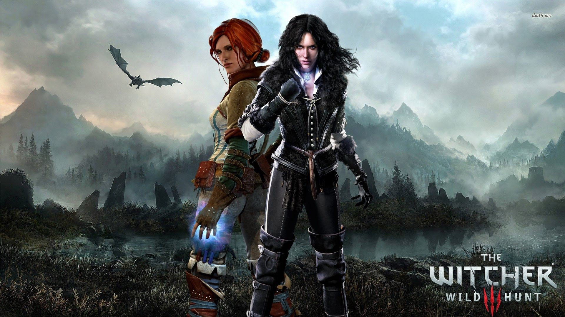 Res: 1920x1080, Triss Merigold HD Wallpapers Free Desktop Images and Photos   HD Wallpapers    Pinterest   Triss merigold, Wallpaper and Witcher triss