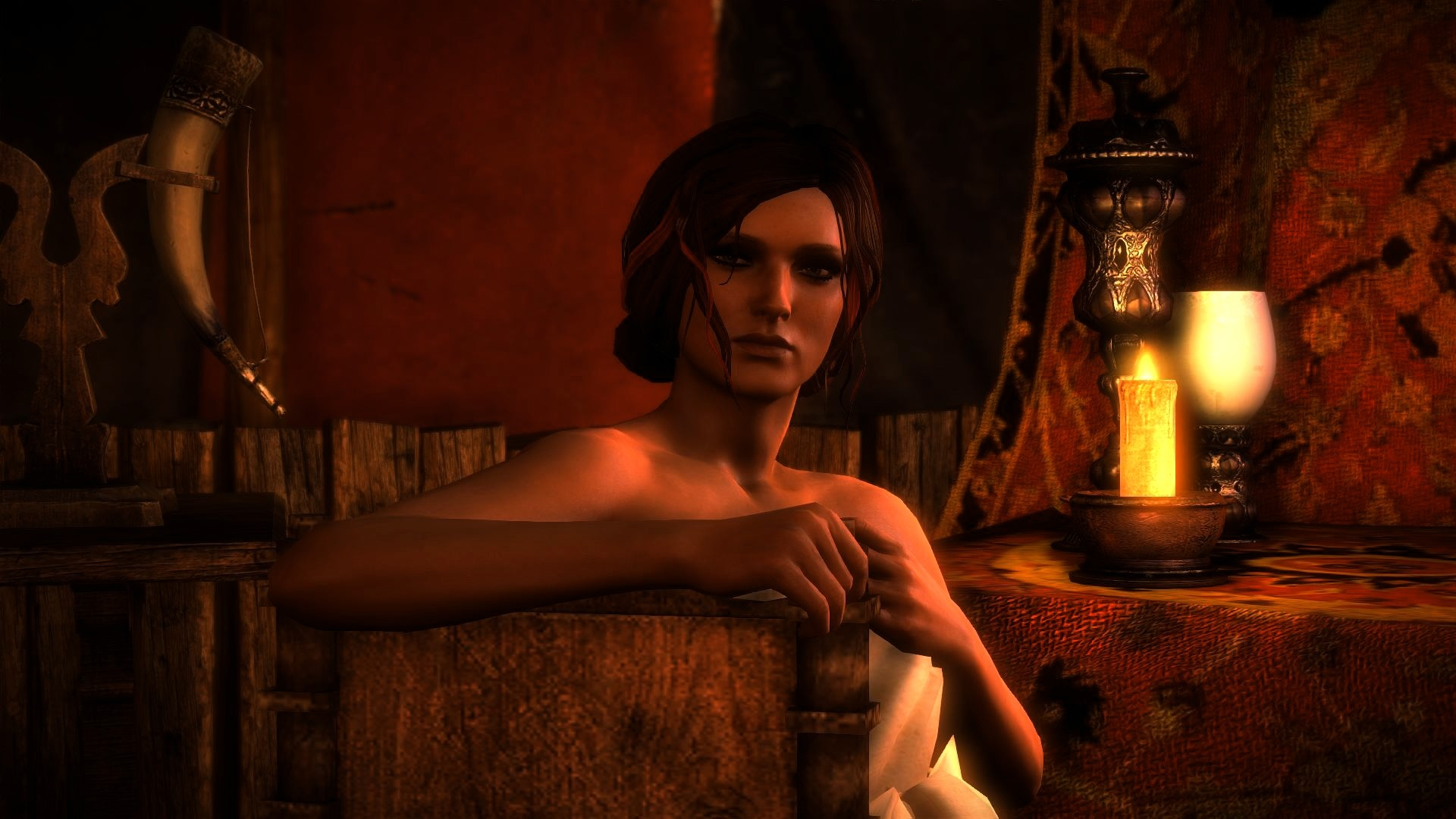 Res: 1920x1080, The Witcher 3: Die Romanze mit Triss wird überarbeitet