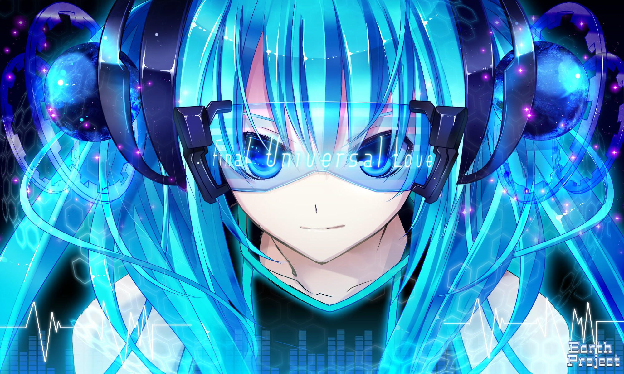 Res: 2000x1200, HD Wallpaper | Background Image ID:215588.  Anime Vocaloid