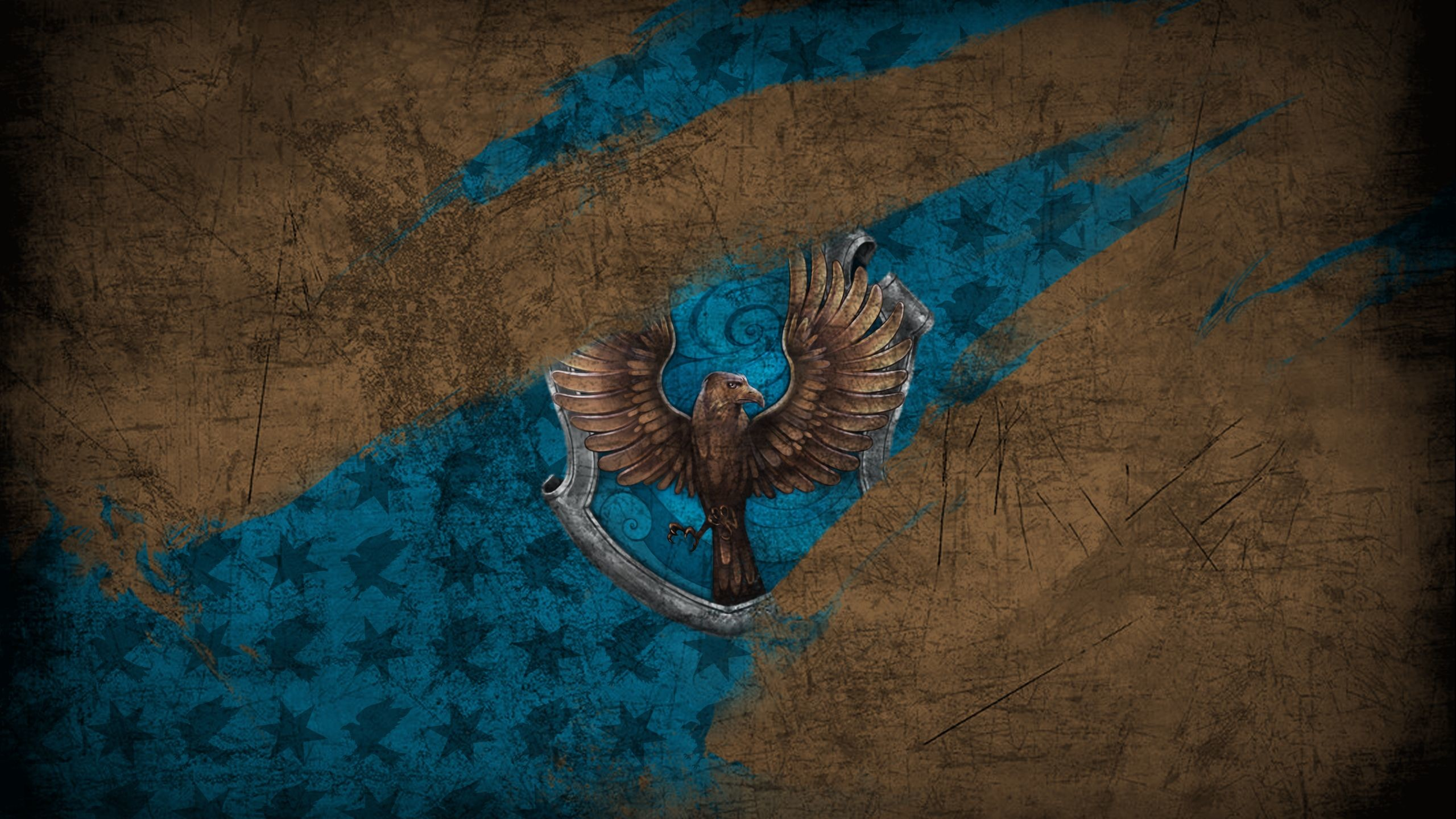Res: 2560x1440, Movie - Harry Potter Ravenclaw Wallpaper