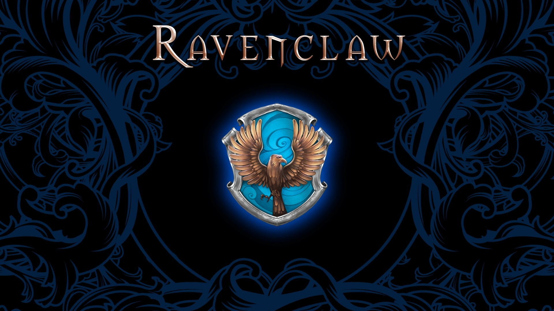 Res: 1920x1080, ravenclaw ...