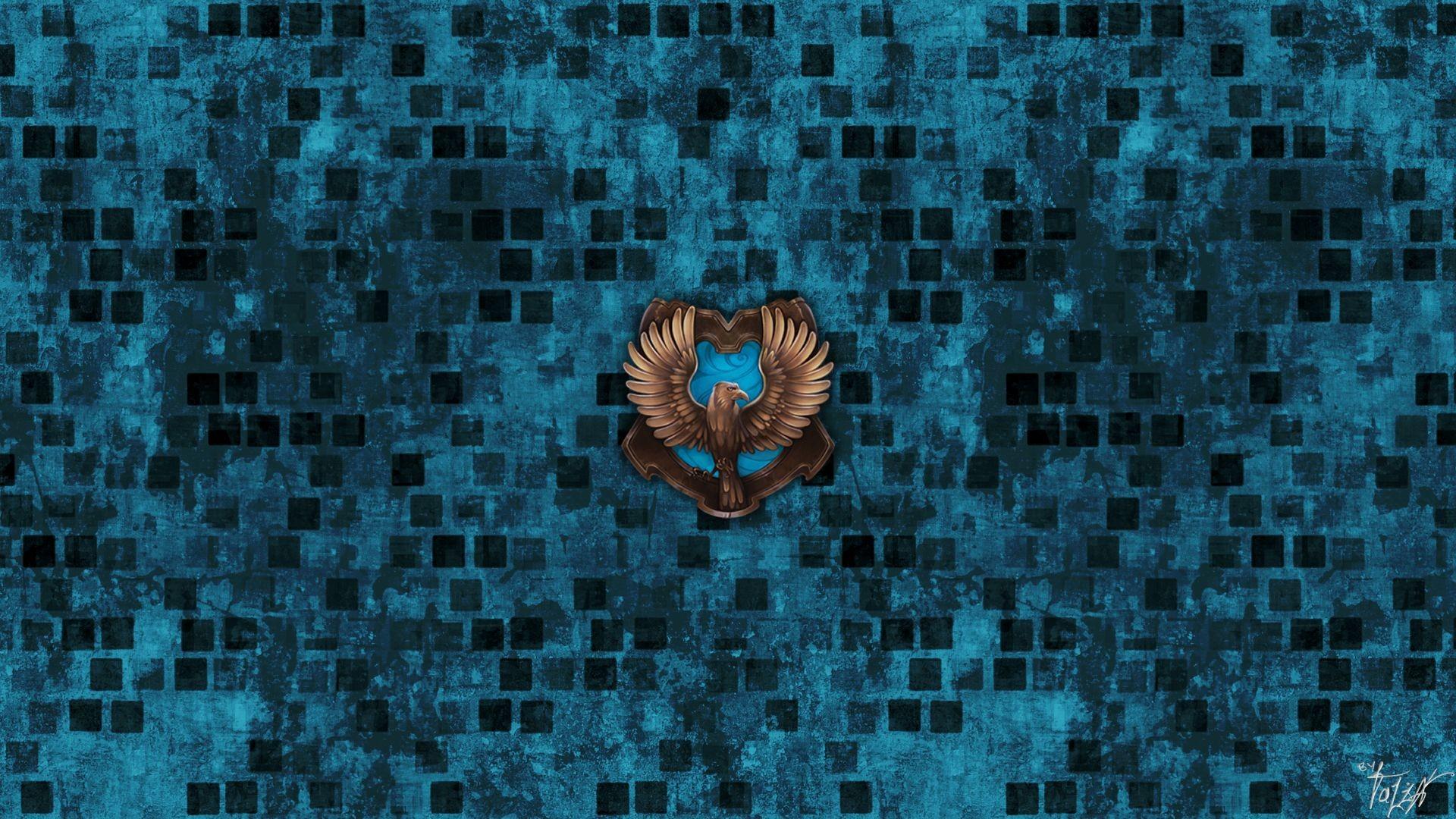 Res: 1920x1080, Ravenclaw - brick background   Ravenclaw - Fink   Pinterest .