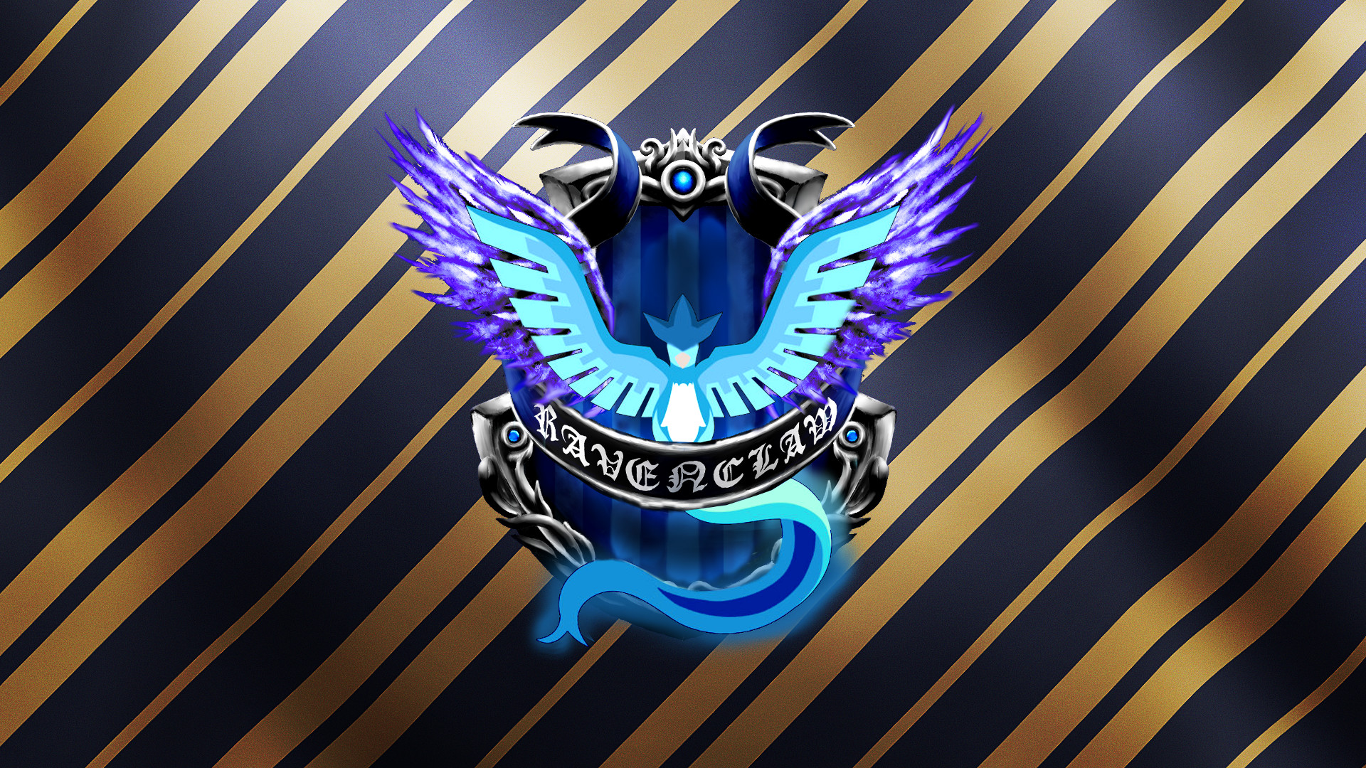Res: 1920x1080, Harry Potter Ravenclaw Mystic Wallpaper by tryPyro