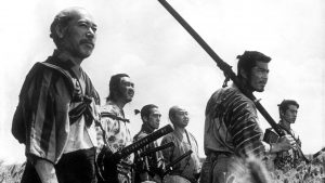 Seven Samurai wallpapers